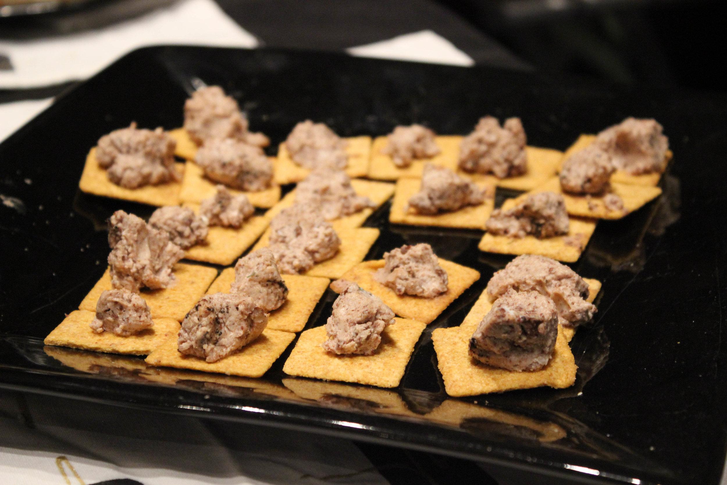 Chocolate-espresso cheese