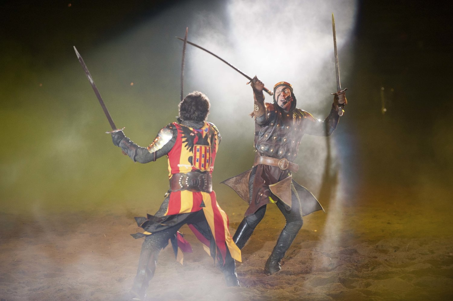 """THIS IS THE SATURDAY """"KNIGHT"""" YOU'VE BEEN WAITING FOR"""