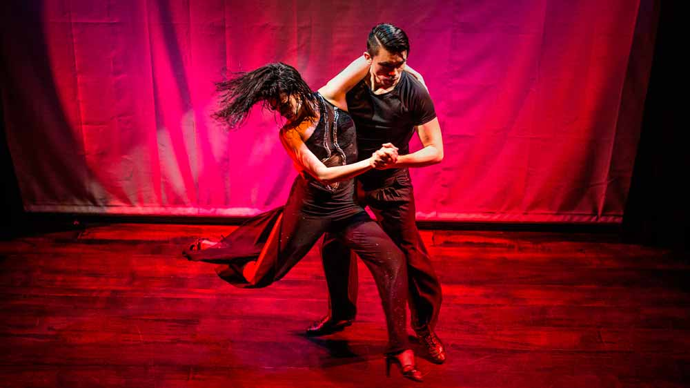 WHEN IN ARGENTINA, YOU TANGO!
