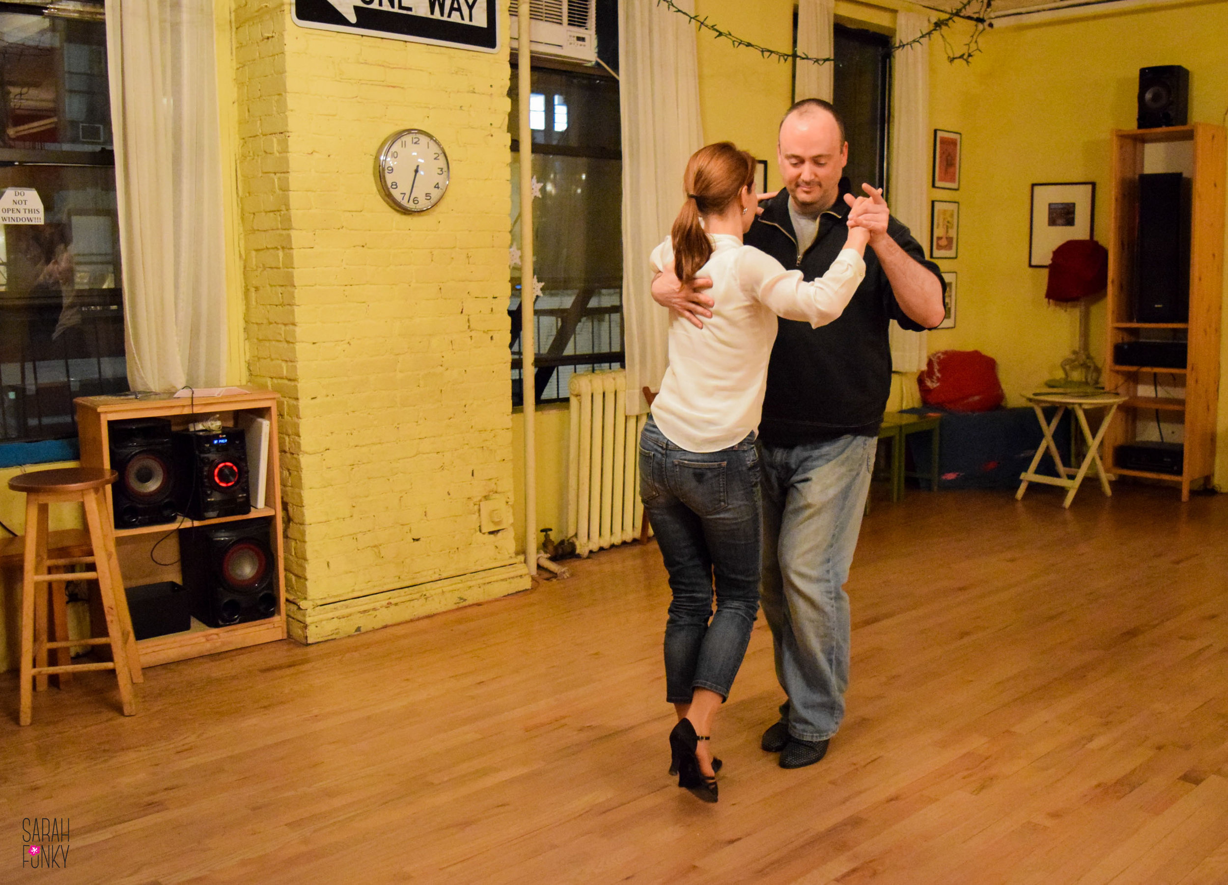 GET CARRIED AWAY WITH TANGO