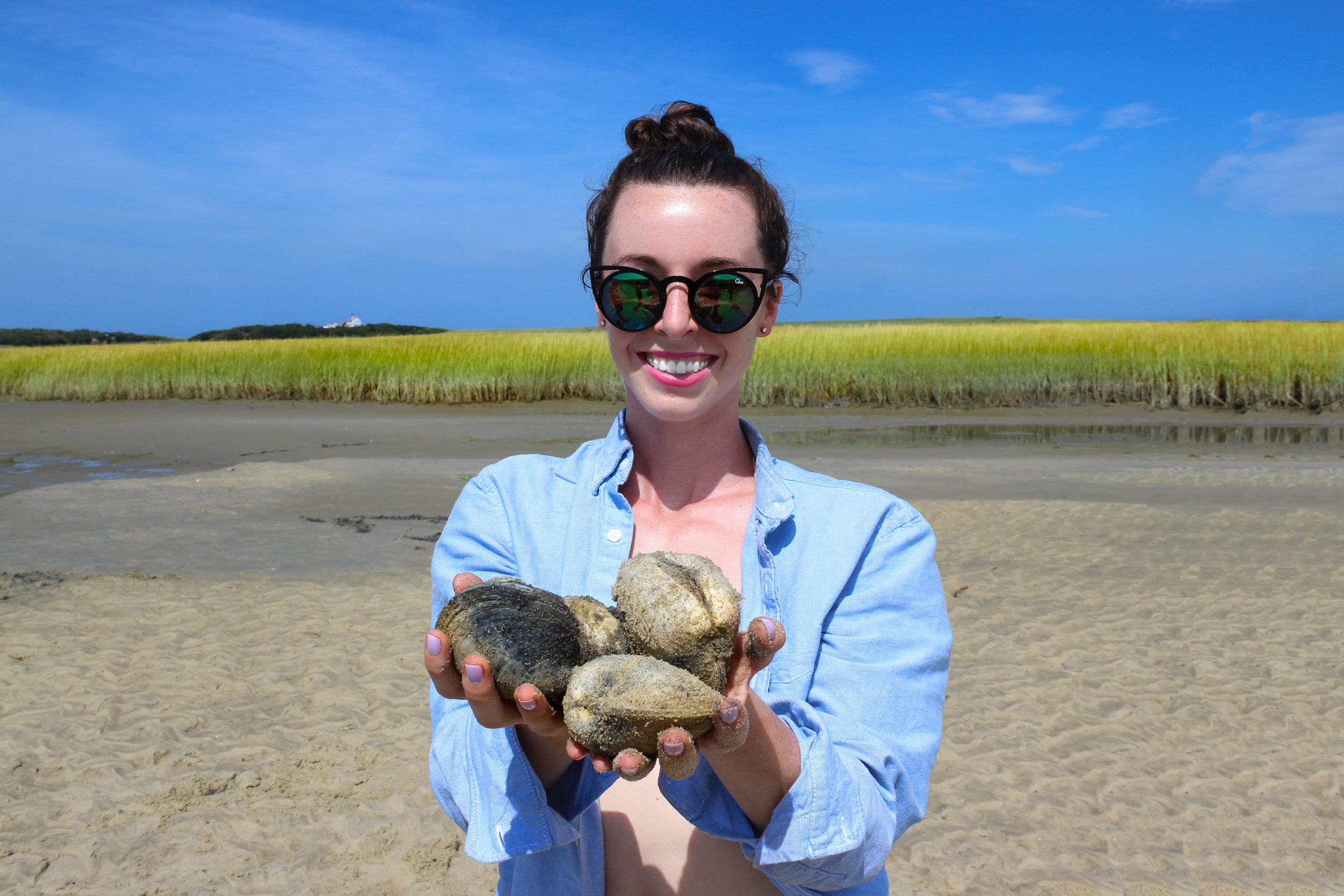 LEARN HOW TO GO CLAMMING ON THIS AMAZING EXPERIENCE   Cape Cod, Massachusetts