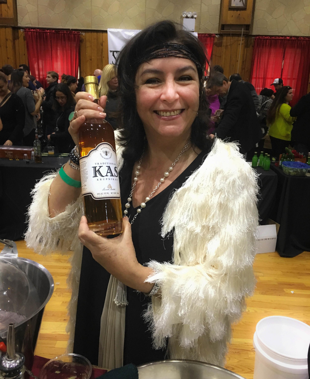 Honey liqueur from Kas Krupnikas