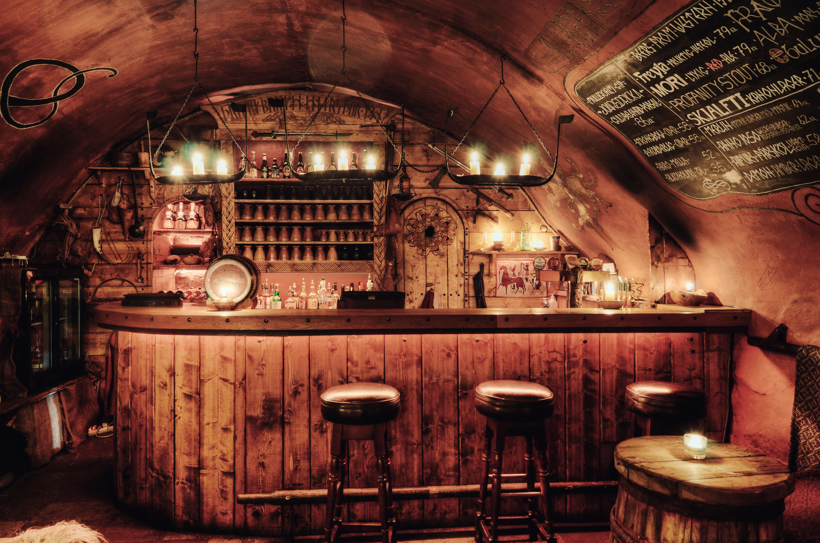 Airfur Restaurant Photo credit: Pinterest
