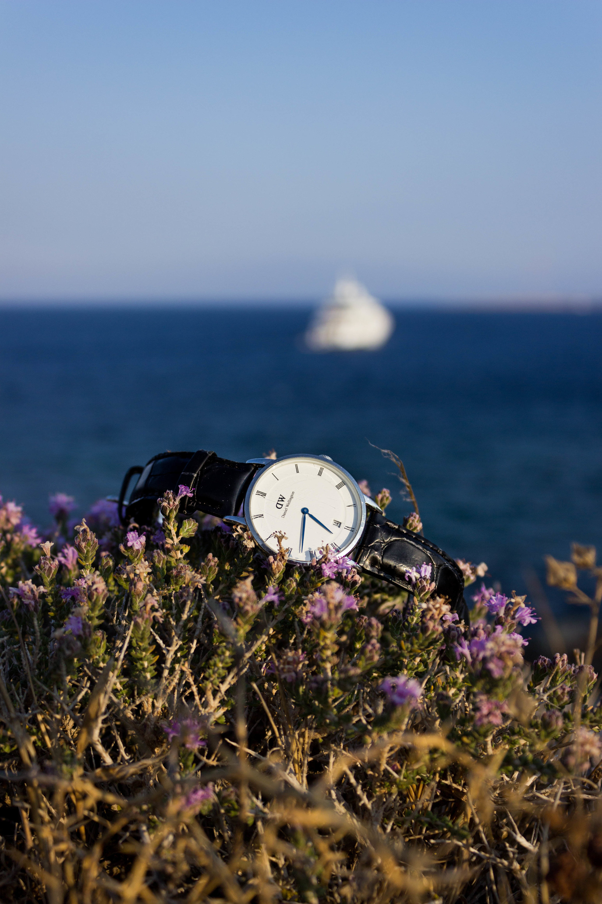 Watch by Daniel Wellington  - Captured in Cyprus by Sarah