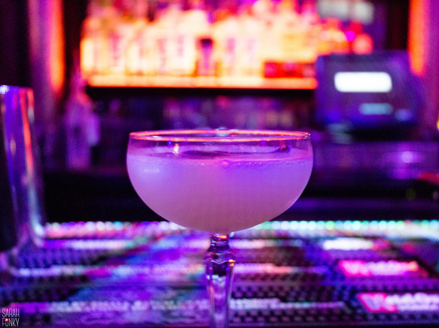 Cocktail at Truth & Alibi