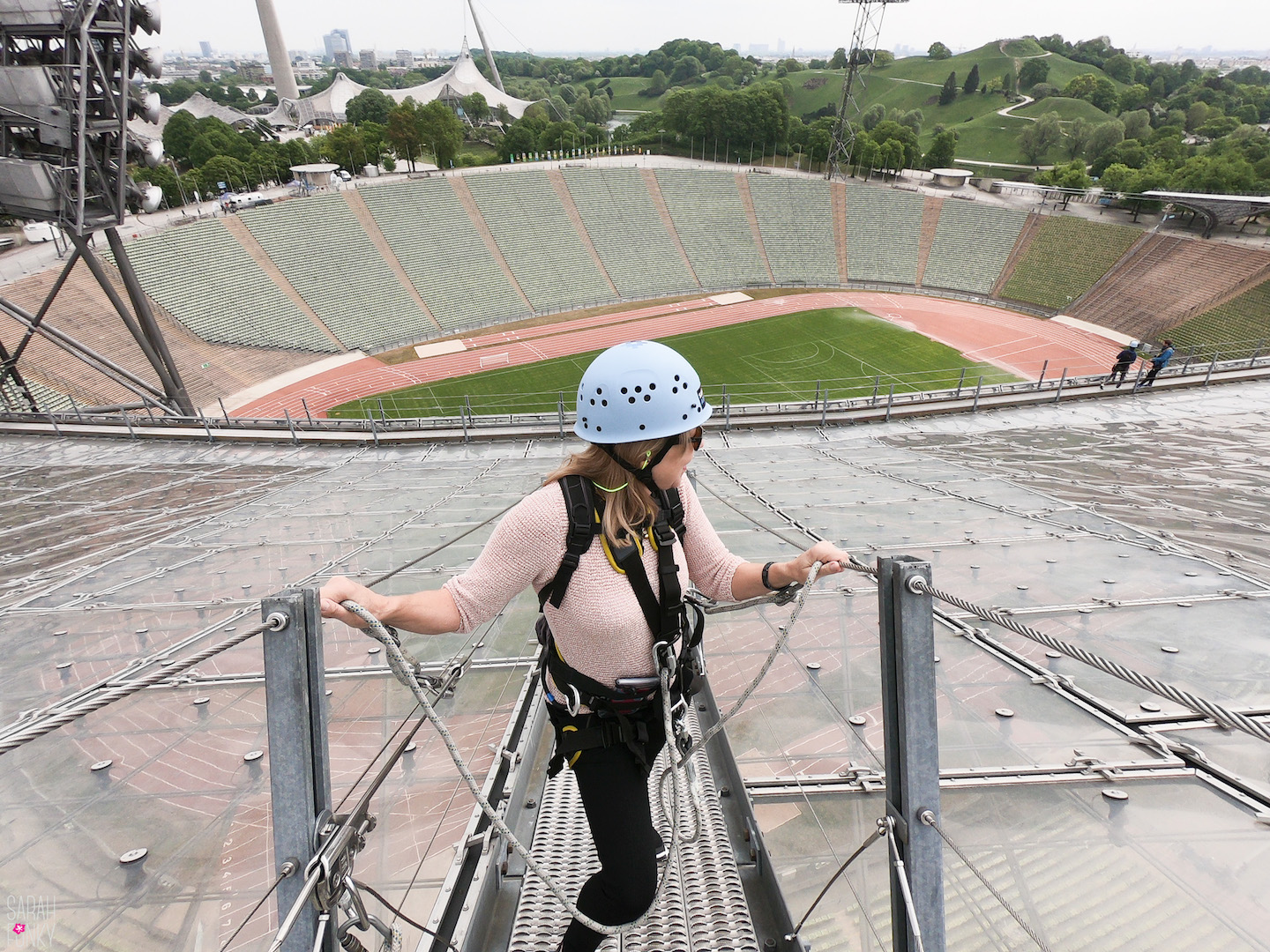 The rooftop tour at OlyMpic StadiuM