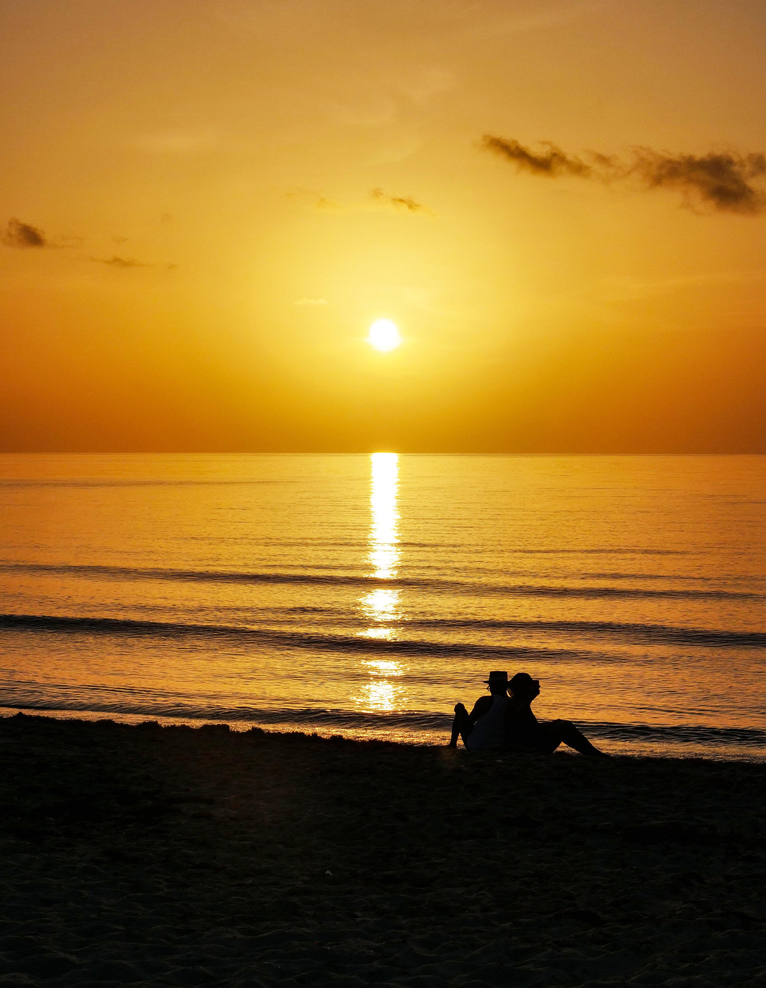 Sunrise over the ocean.jpg