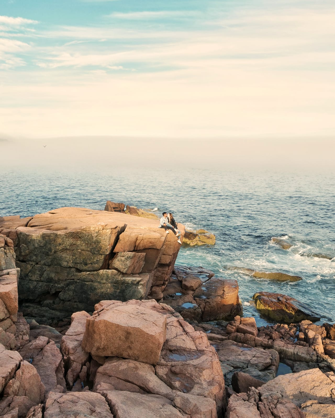 Thunder Hole, Maine. Photo by: Sarah Funk