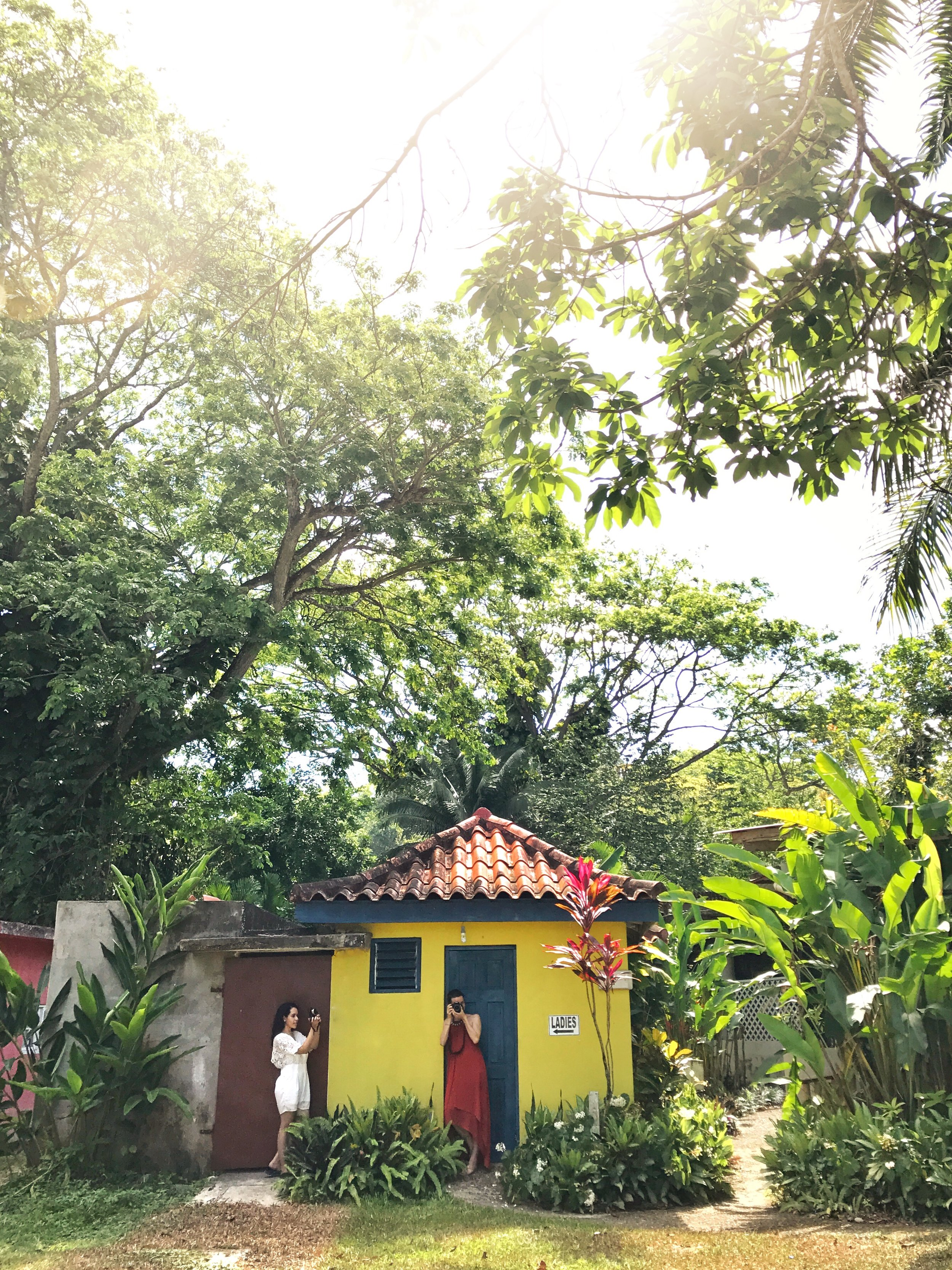 Jamaica Rastafarian village.JPG