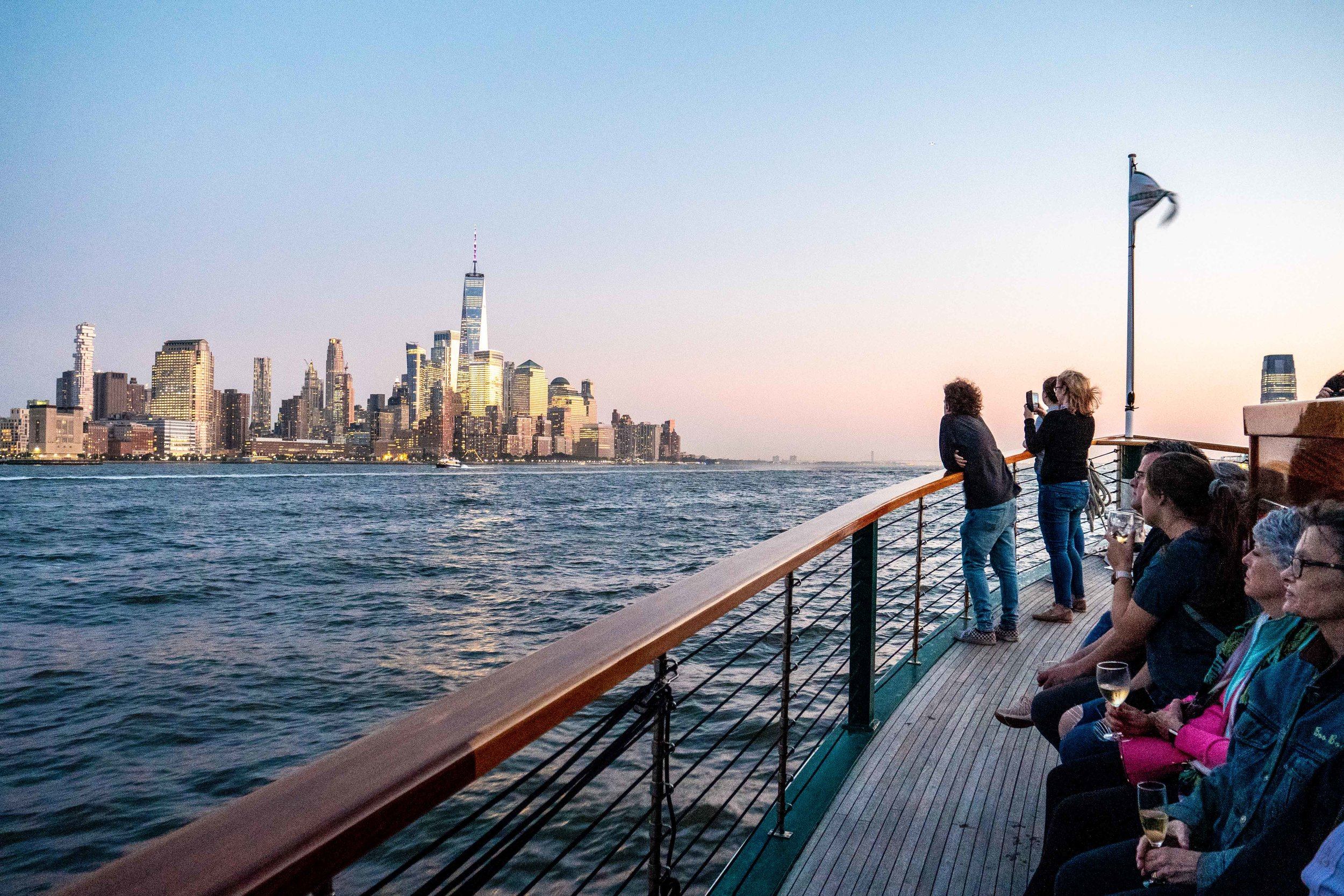 Classic Harbor Line cruise by Sarah Funk