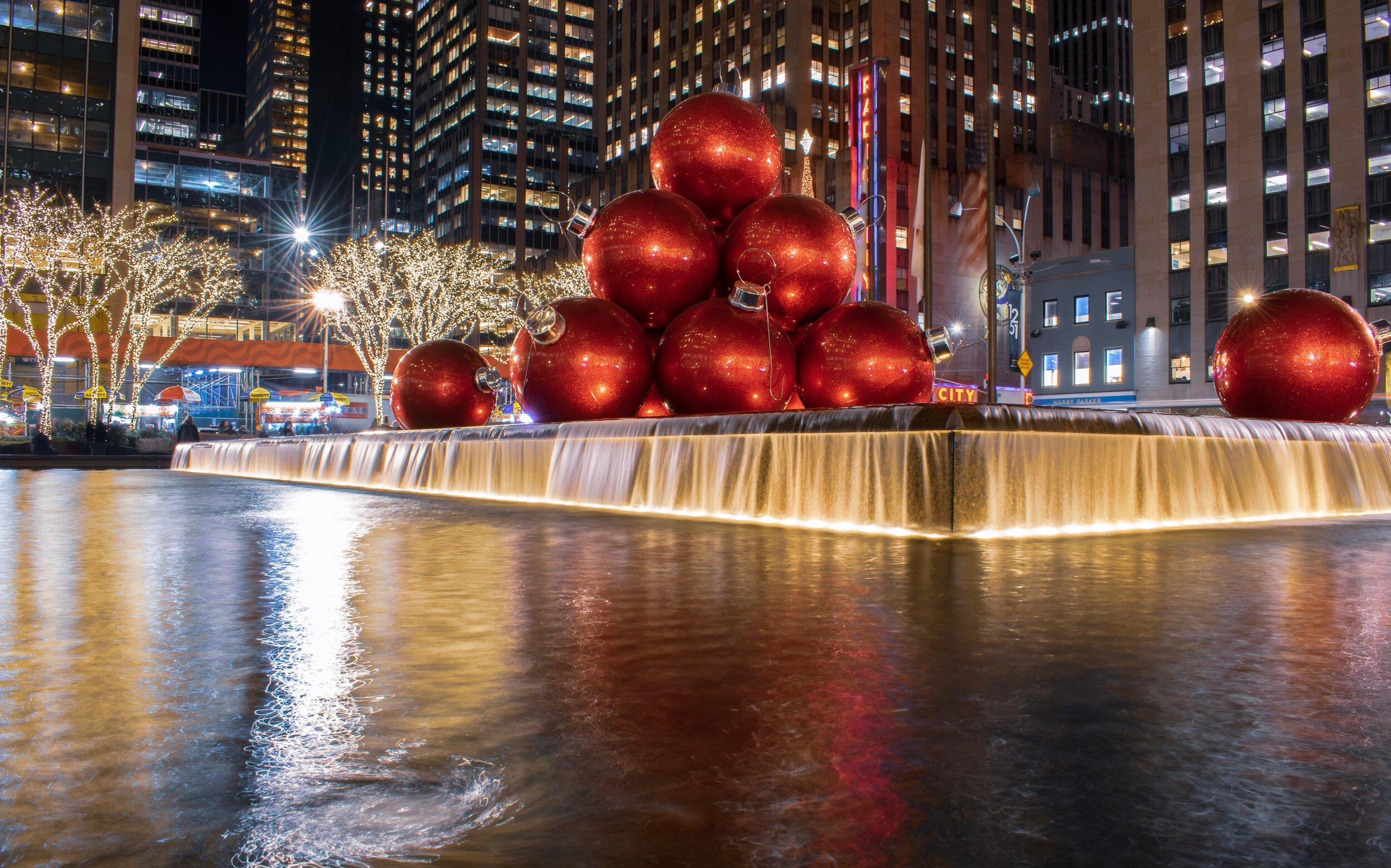 Christmas Time in NYC — SarahFunky