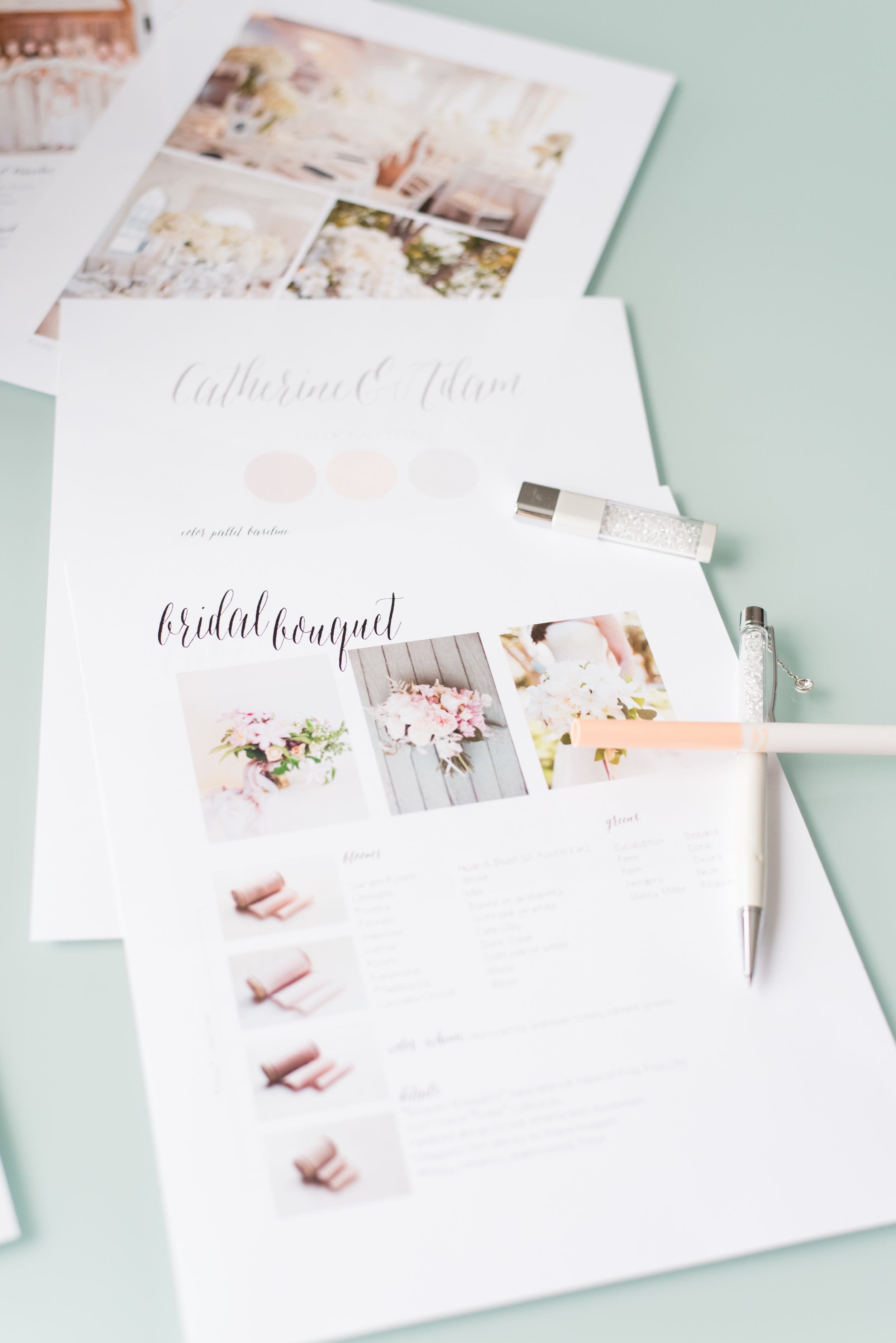 Toast Events Wedding Style File