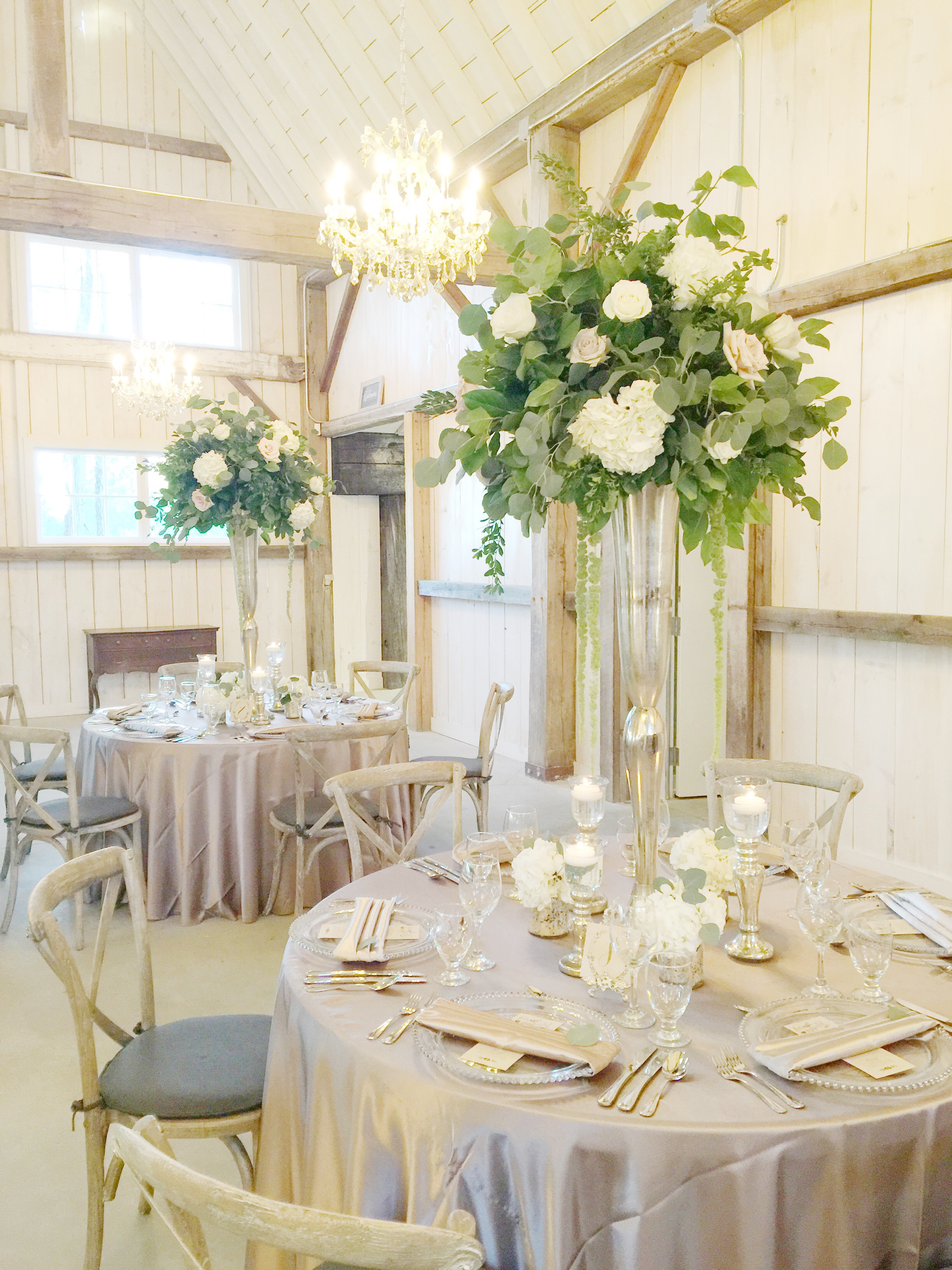 Toast Events & Stonefield Farm & Wedecor