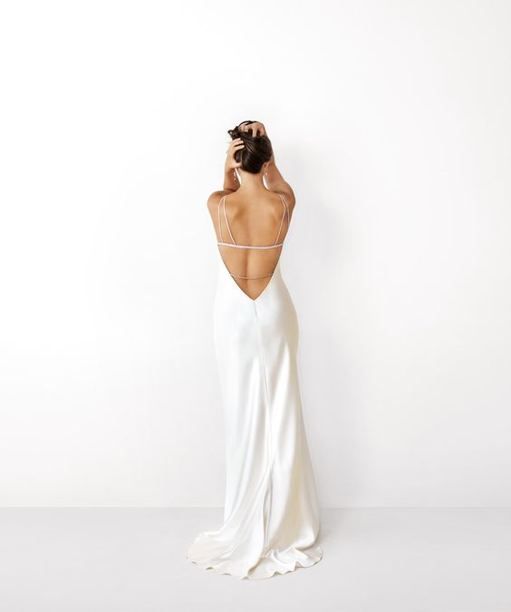 Toast Events Minimalist Bride