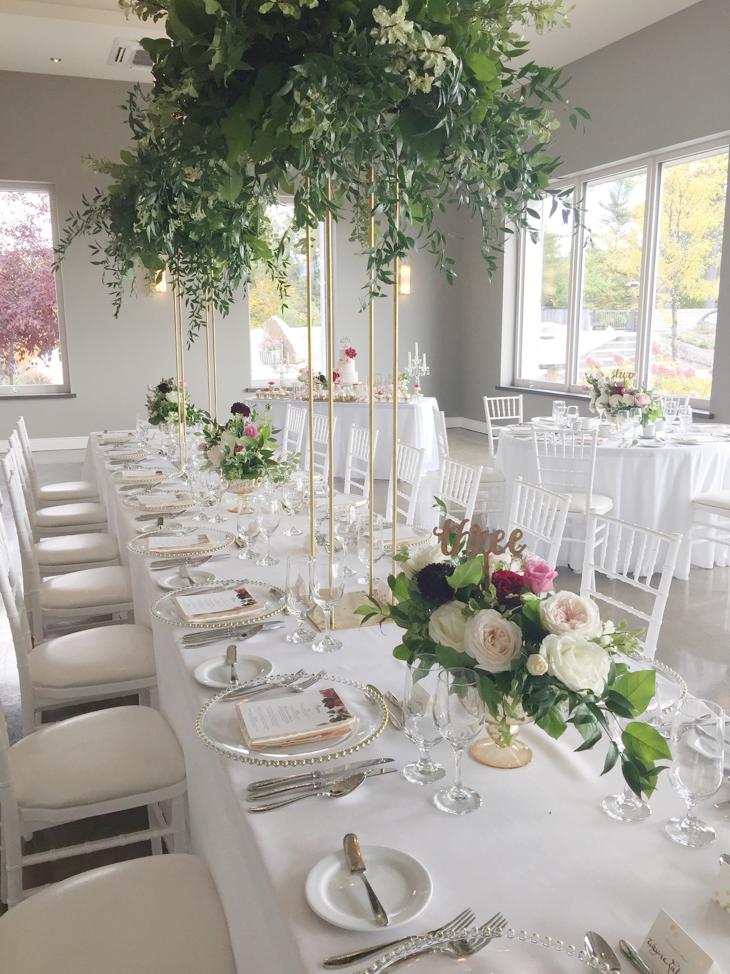 Toast Events Ottawa Wedding Planning with The Design Co Florals