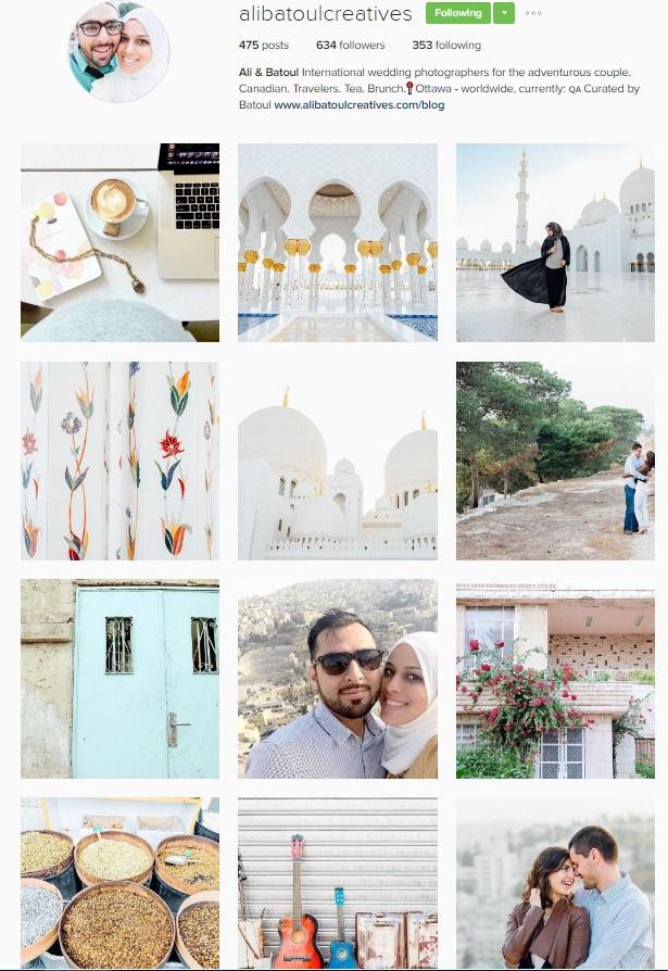 Ali & Batoul Photography