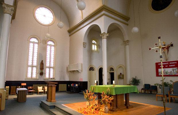 Reclaimed ottawa Church Toast Events Wedding Planner