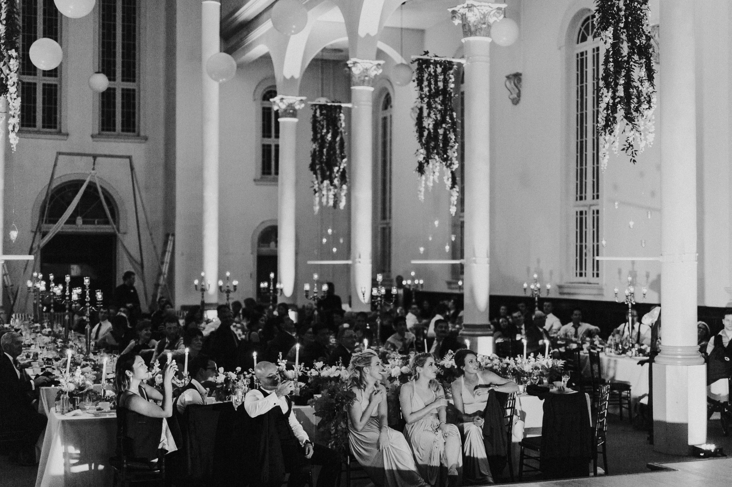 Reclaimed ottawa Church Toast Events Wedding Planner