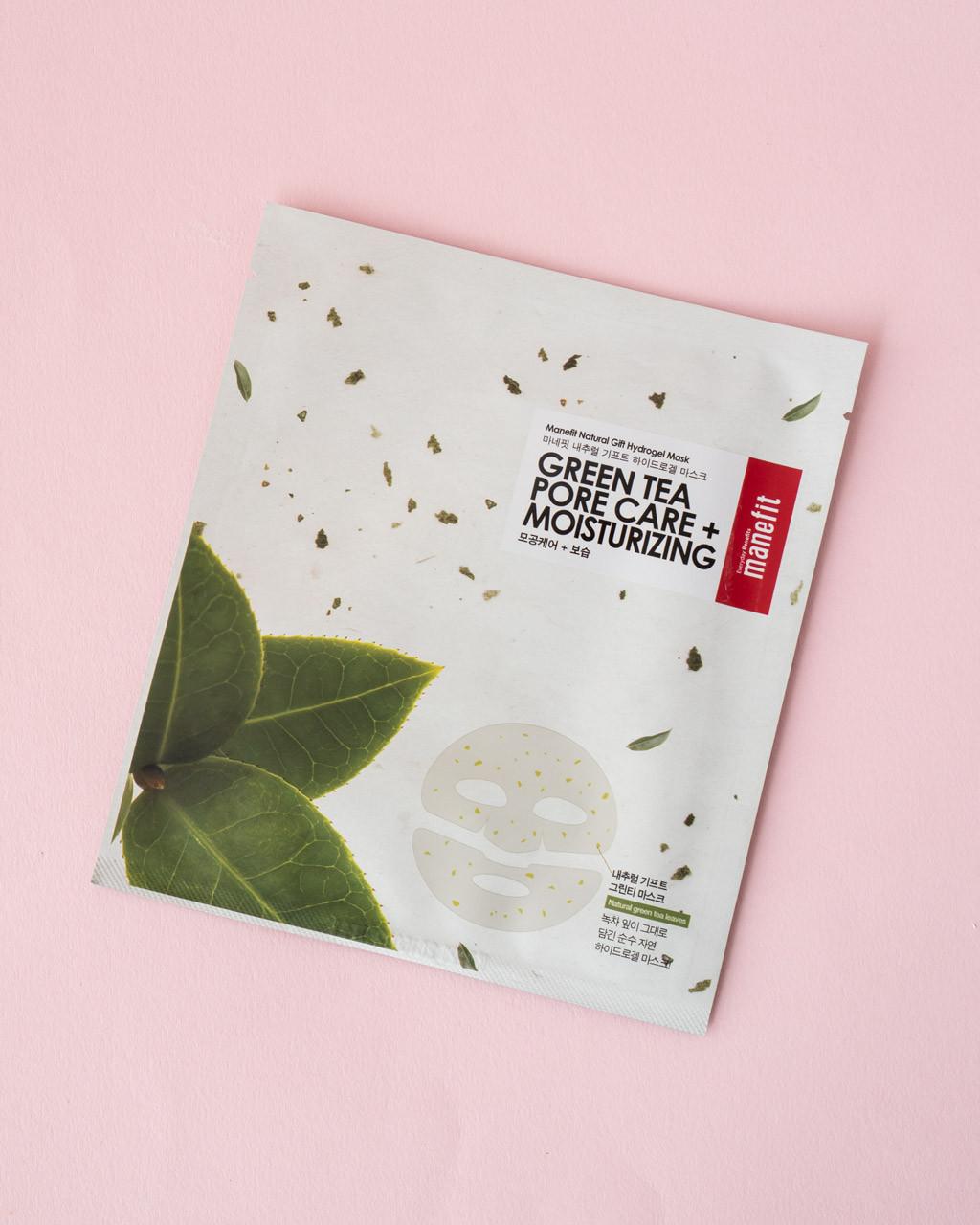 Green Tea Pre Care + Moisturizing SOKO GLAM