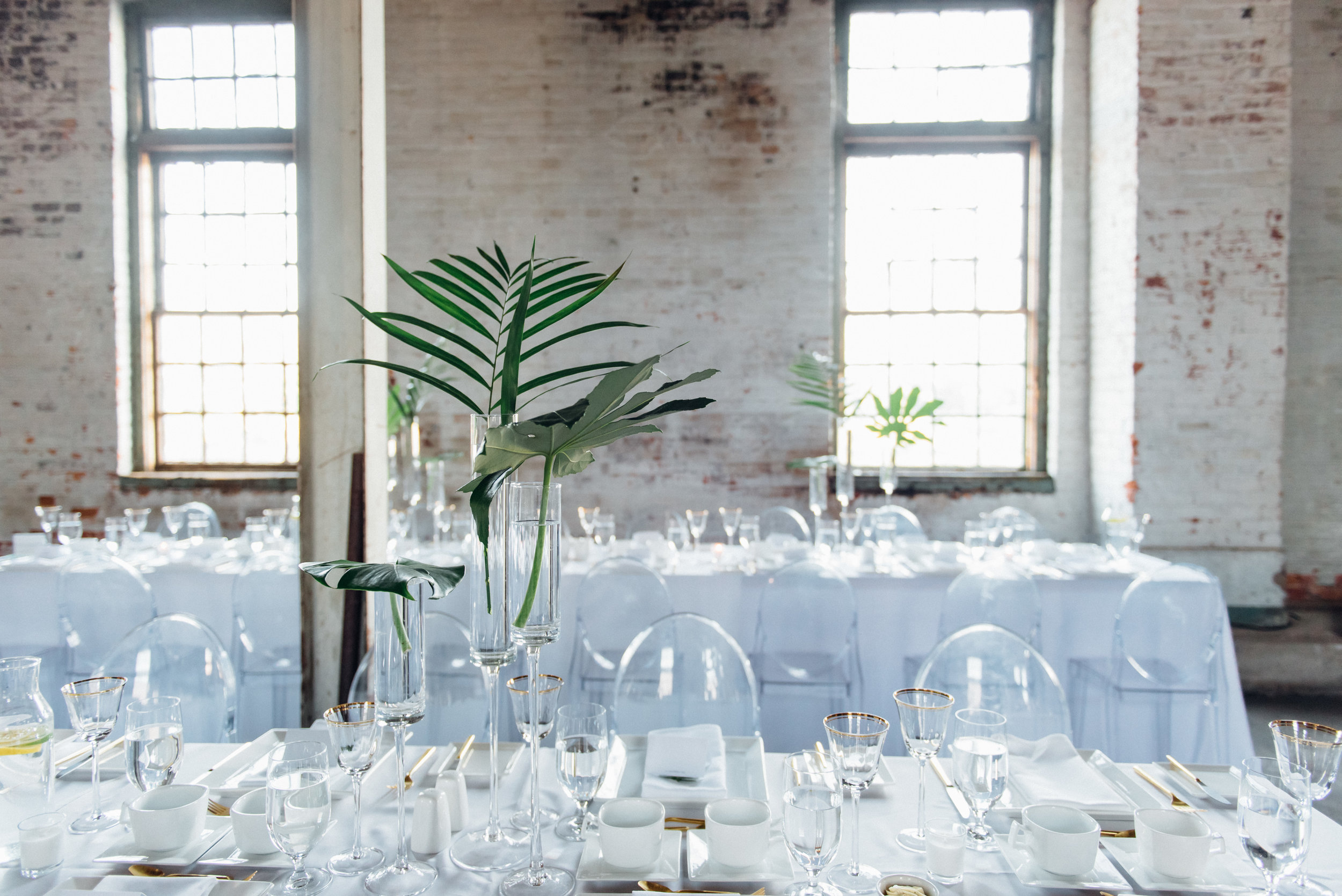 Toast Events Industrial Zibi Wedding
