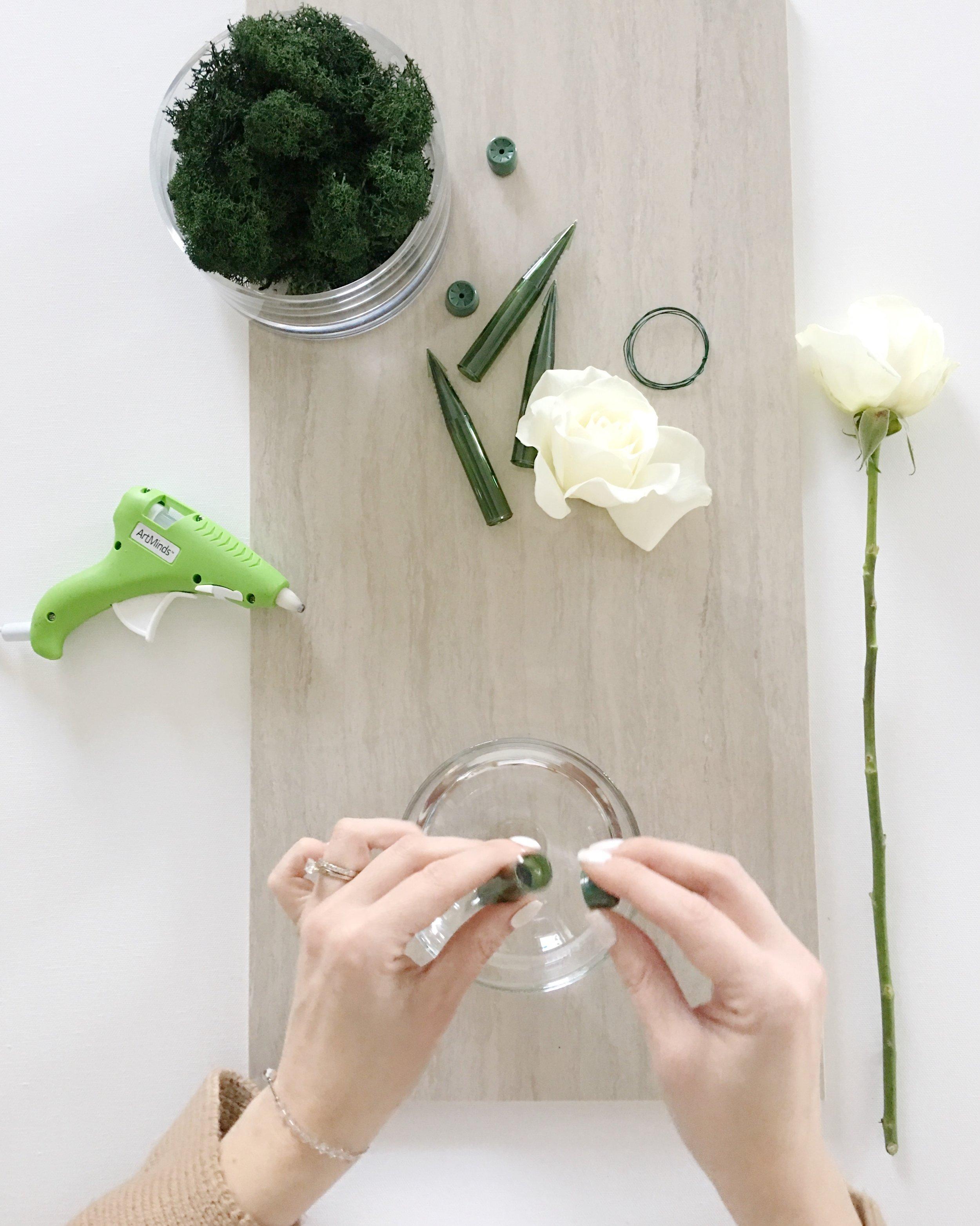DIY Ornaments toast events