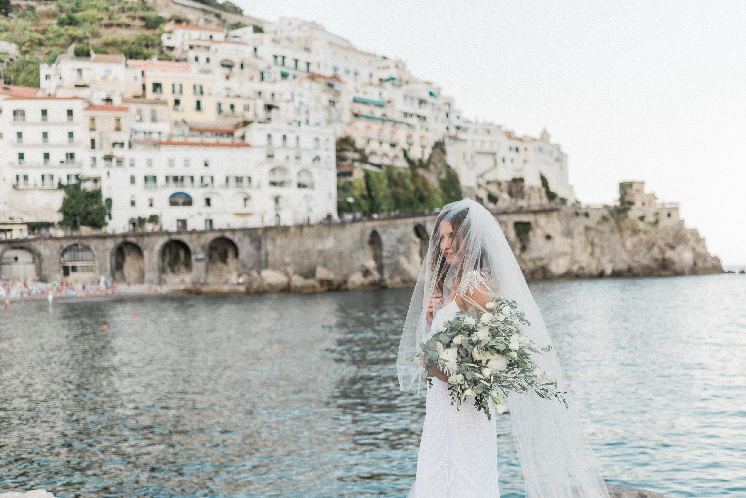TOAST EVENTS ITALY WEDDING AMALFI COAST