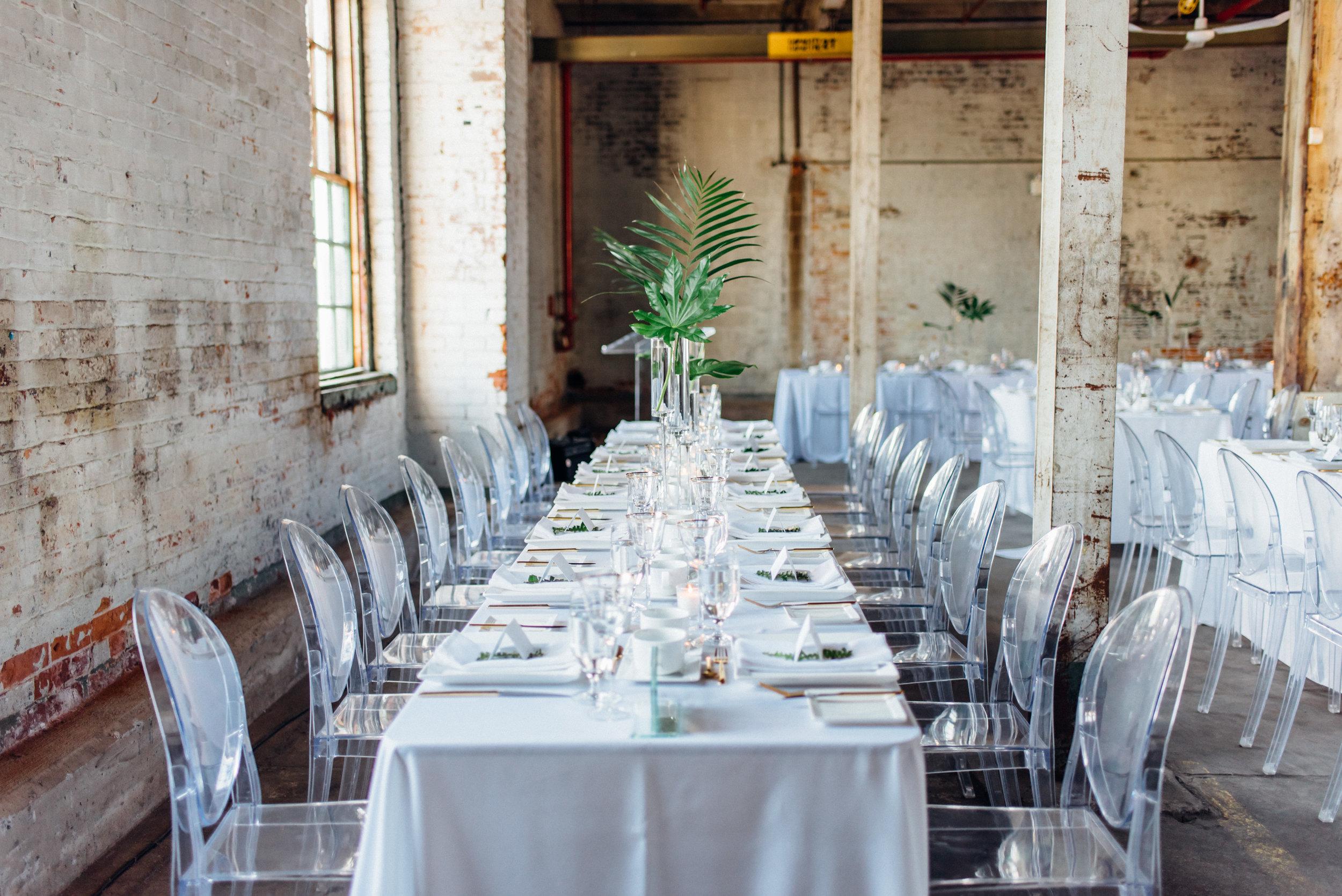 Toast Events Industrial Wedding Ottawa Zibbi