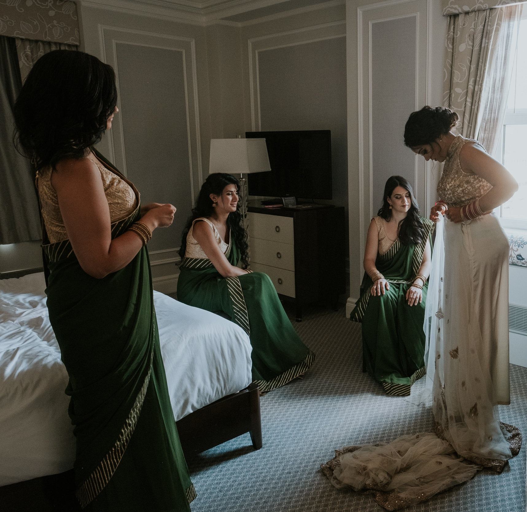 Komal+Minhas+Wedding+Chateau+Laurier%2C+Toast+Events