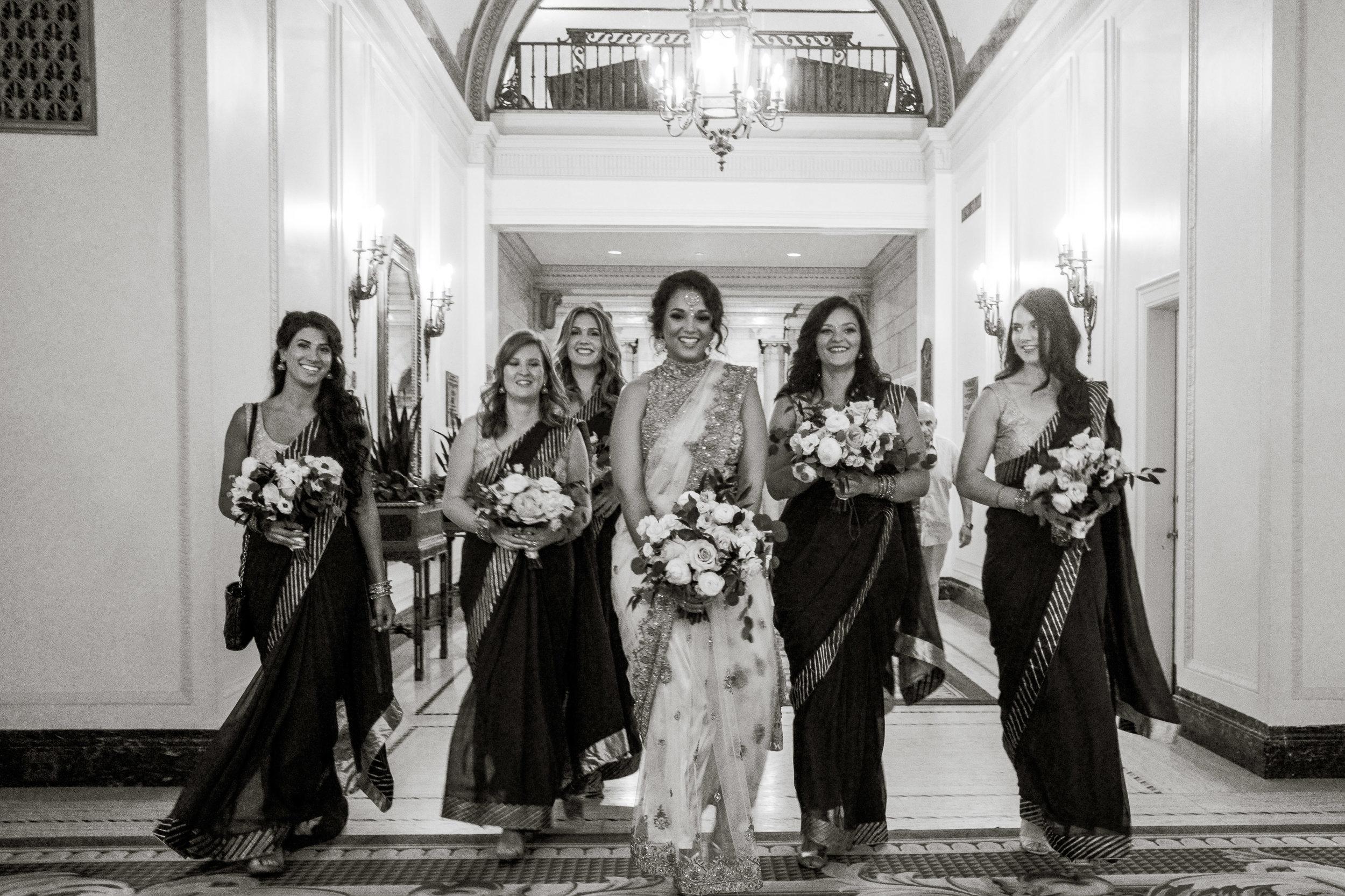 Komal Minhas Wedding Chateau Laurier, Toast Events