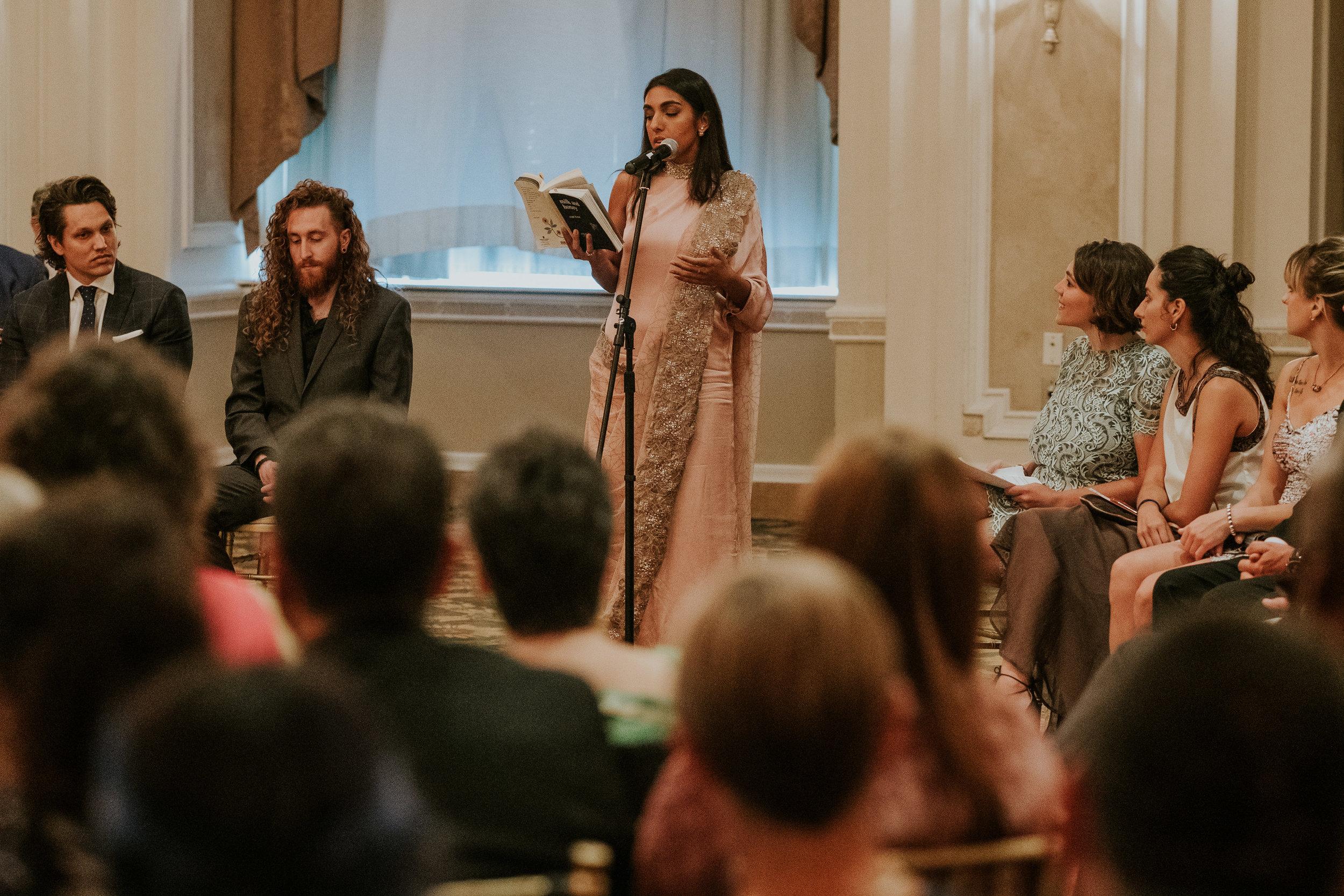 Poet Rupi Kaur
