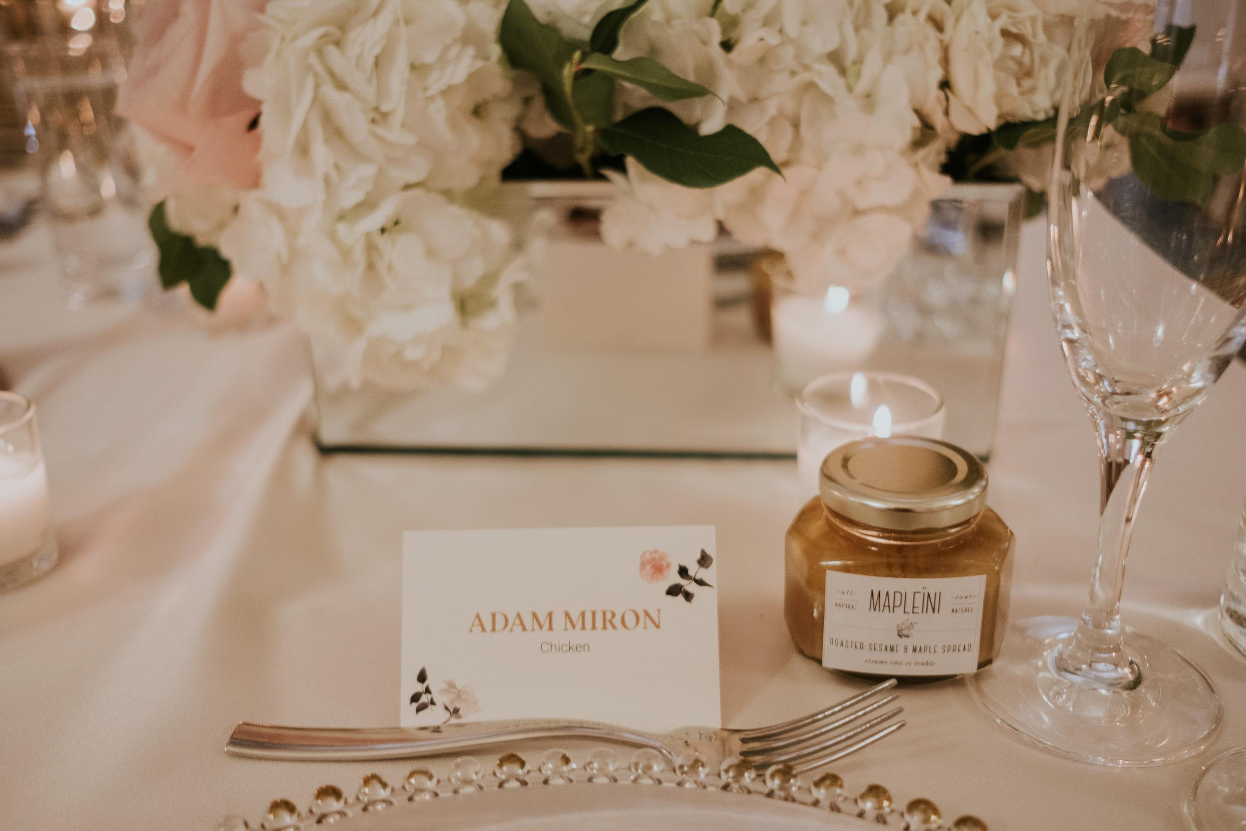 Komal Minhas Wedding Chateau Laurier, Toast Events, reception ballroom
