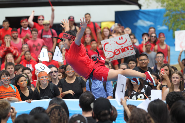 2015:  Rock Lobster Belly Flop Competition Photo Gallery
