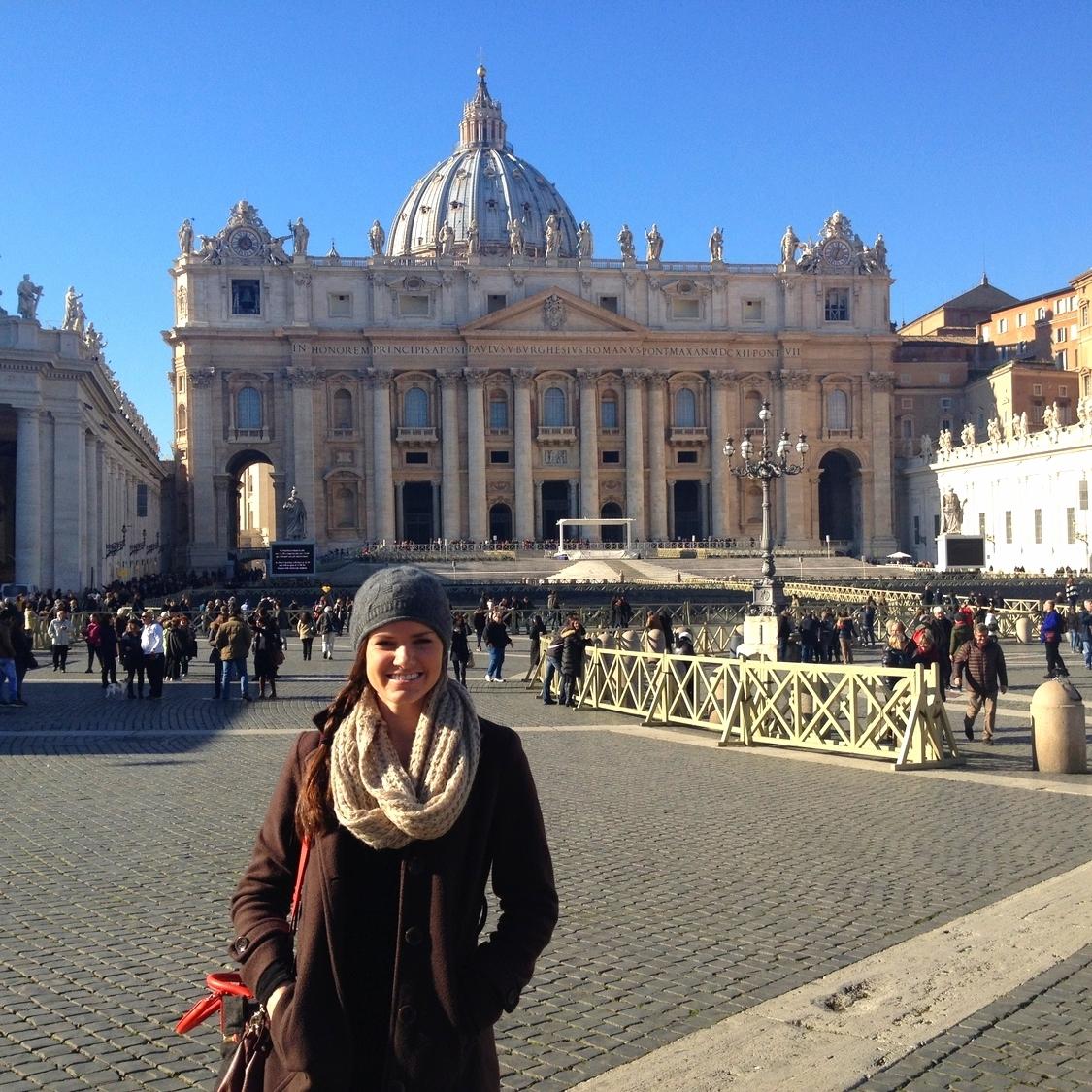 Vatican City/Rome, Italy, 2013