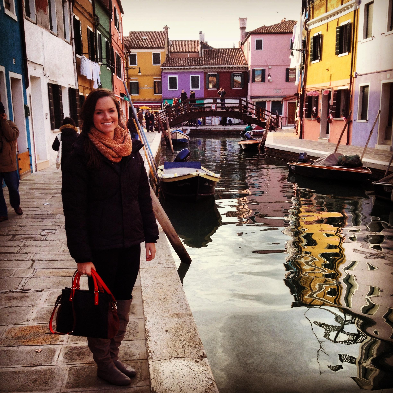 Burano, Venice, Italy, 2013