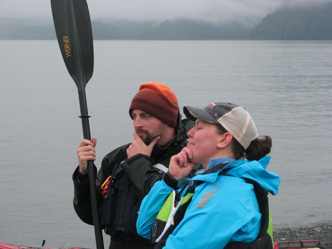 Alaska Sea Kayaking Guides
