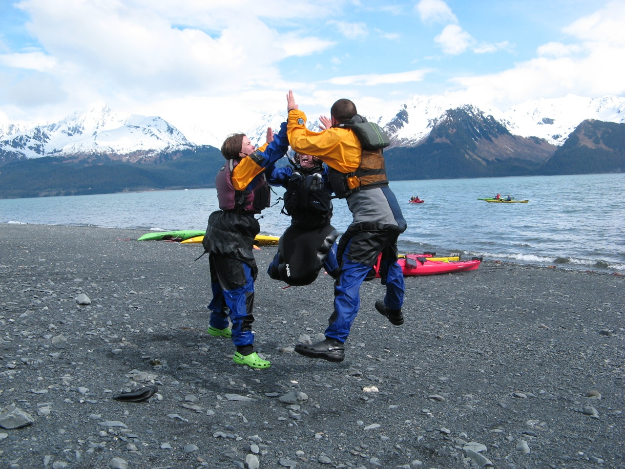 Alaska Sea Kayaking
