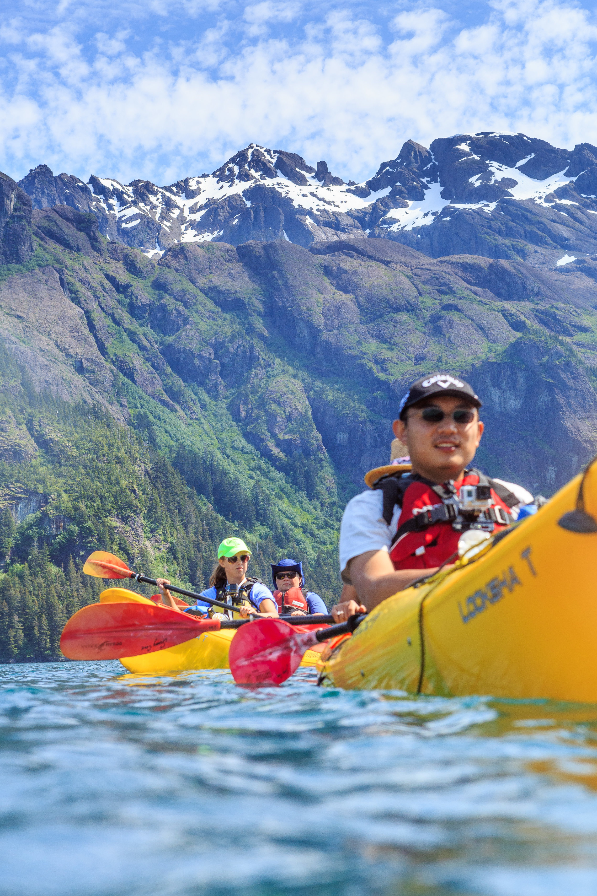 Fox Island Sea Kayaking Tours, Seward, Alaska