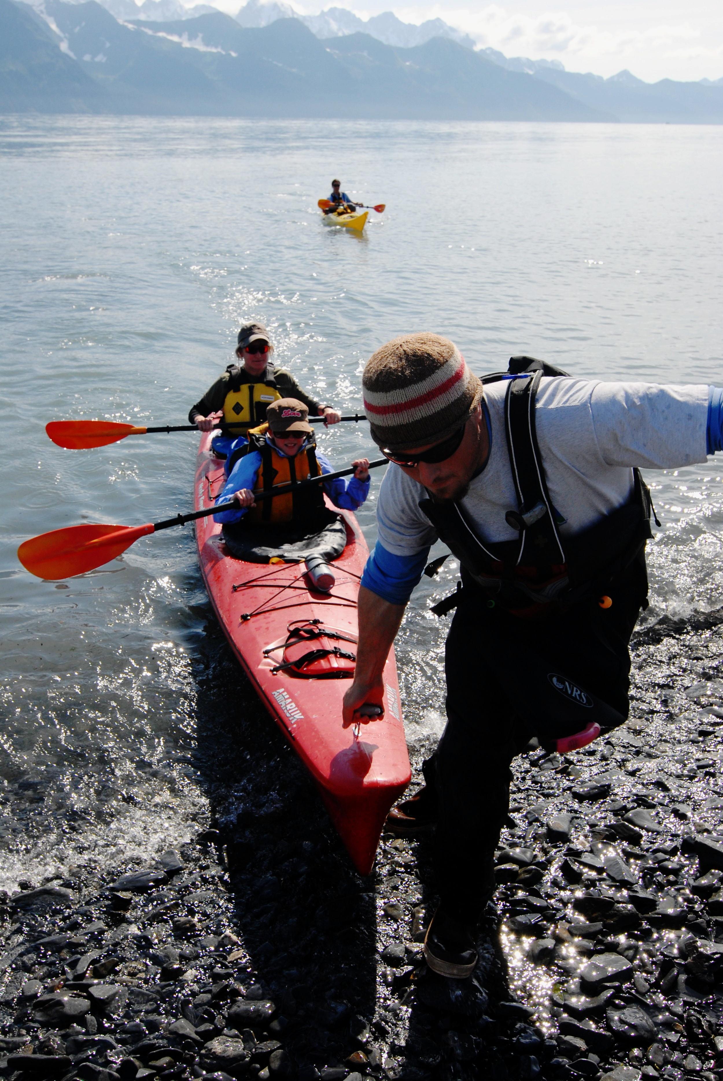 Resurrection Bay Sea Kayaking Tour