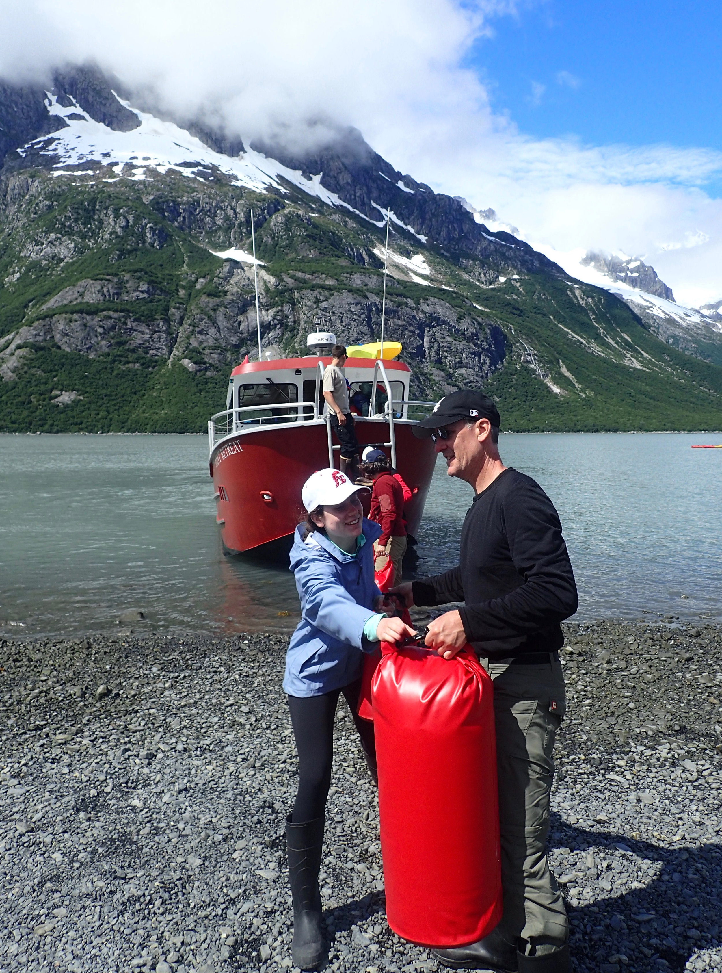 Guided Kayak Camping Rentals Kenai Fjords National Park Seward, Alaska