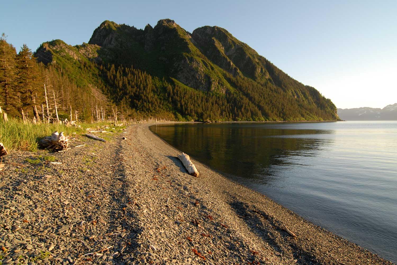 Fox Island Seward Alaska