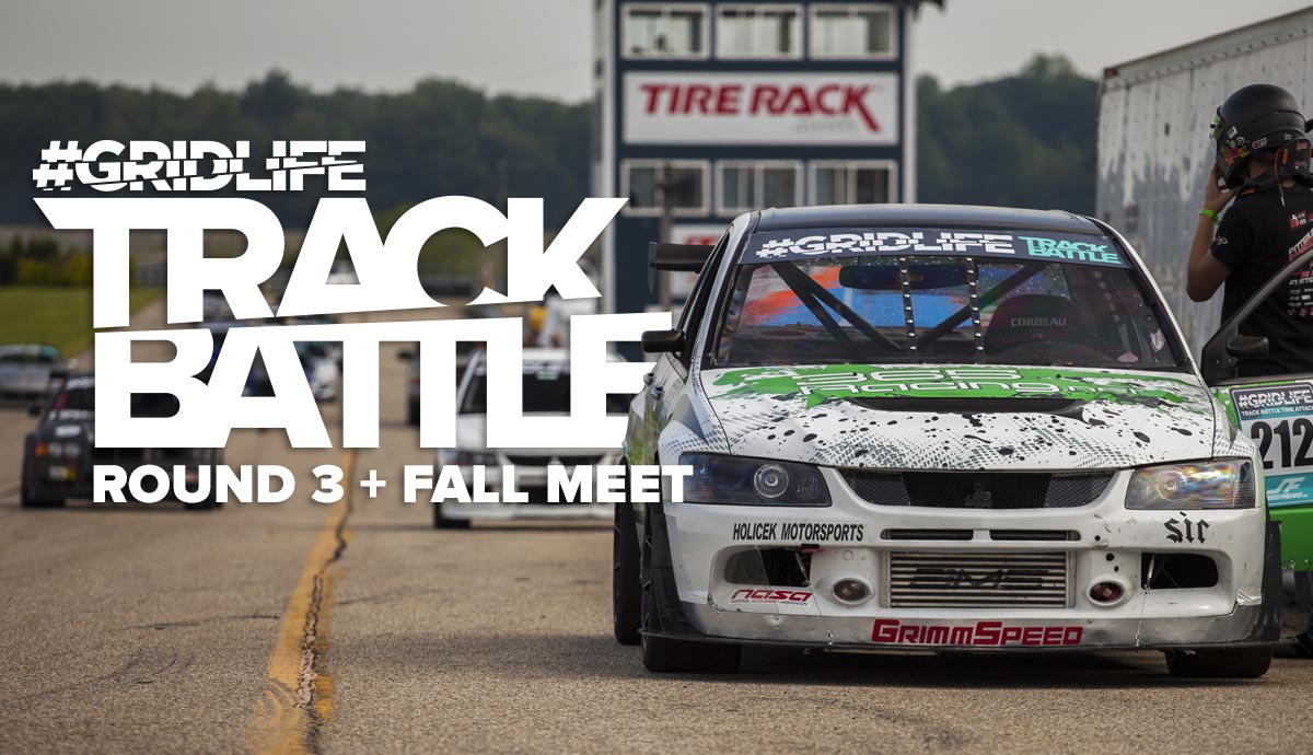 EVENTS — #GRIDLIFE