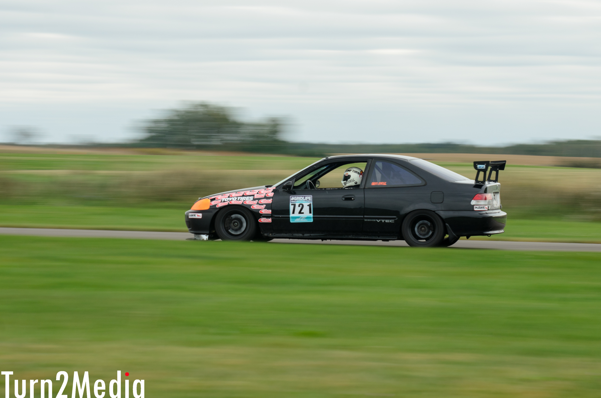 Jake Kaminskis Racing  will be back this year, with a full season of testing done and a new diff its going to be awesome to see what this Honda Challenge car can put down in the wide open world of time attack.