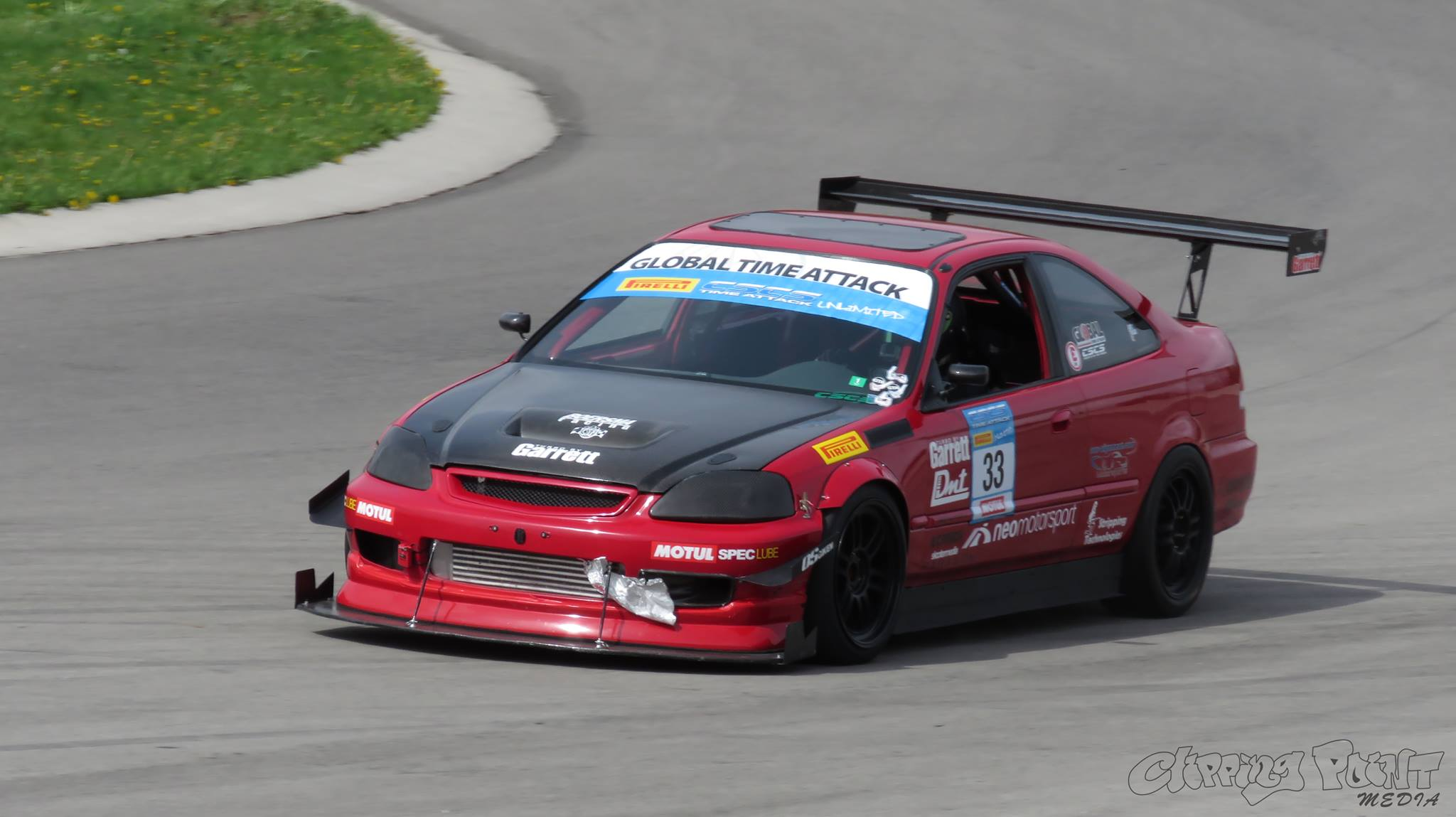 Boersma Racing  will be joining us from Canada this season. Last season they were Globaltime Attack Street class champions. You have to love turbo B series.