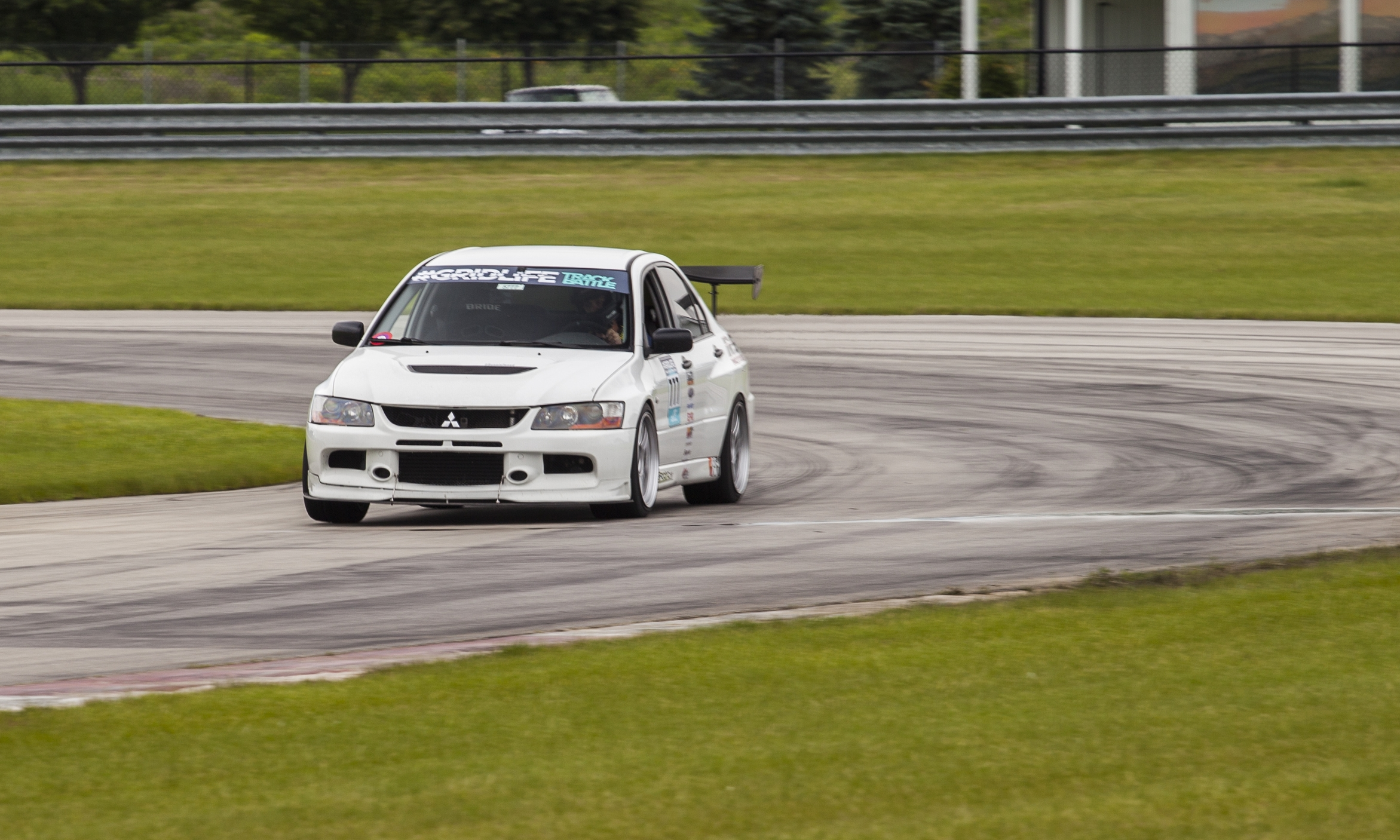 Another  RS Motors  /  365 Racing  driver Ronnie will be bringing his EVO to compete again. After a successful campaign in Track Mod last season you will see this tastefully modded EVO in Street Class. This is also the same car that took 2nd place overall in this season's Lap of America.