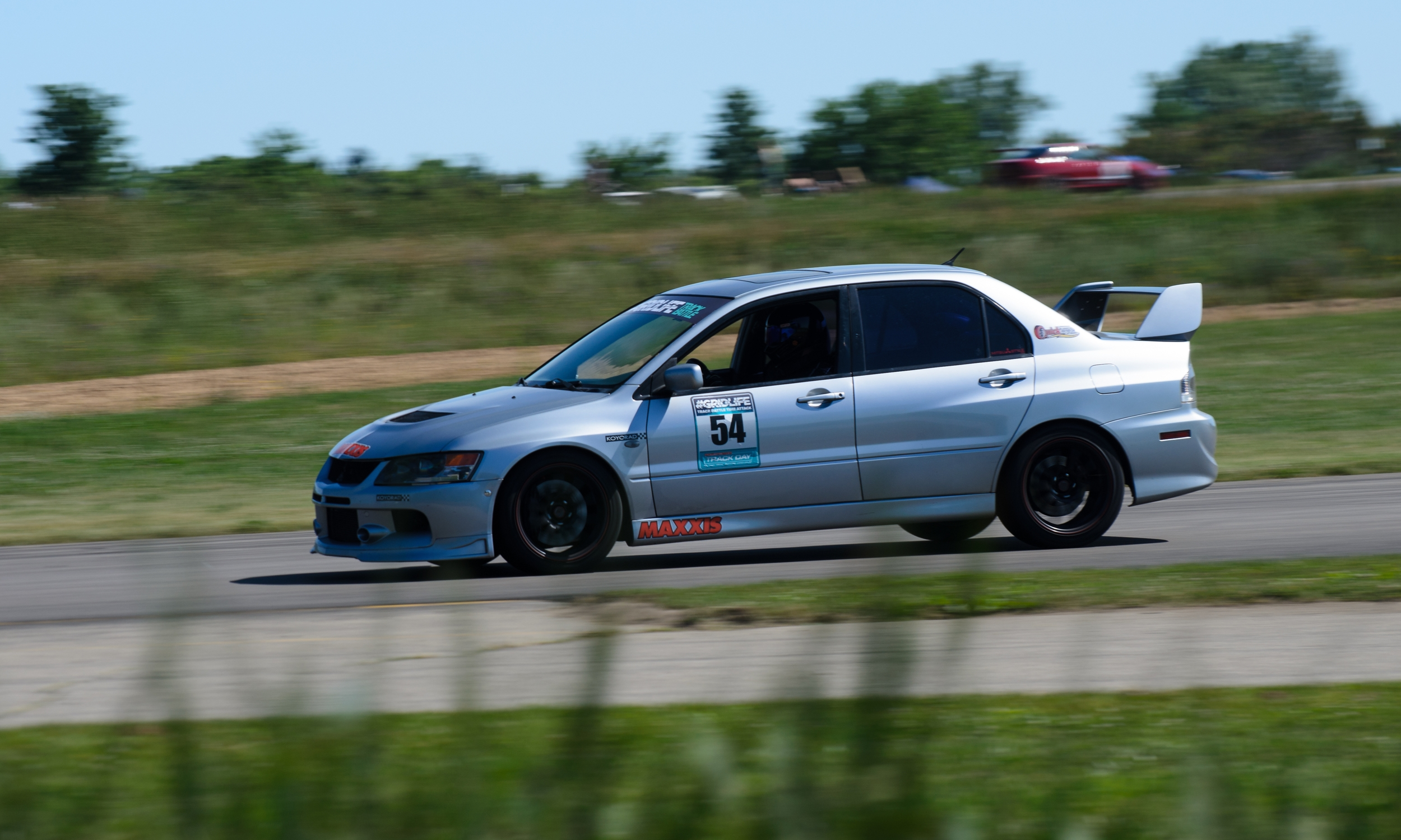 Charles an his Evo are one of the new faces we seen competing this season. taking home first place in AWD HPDE, we look to see him more this season. Official time: 1:47.185
