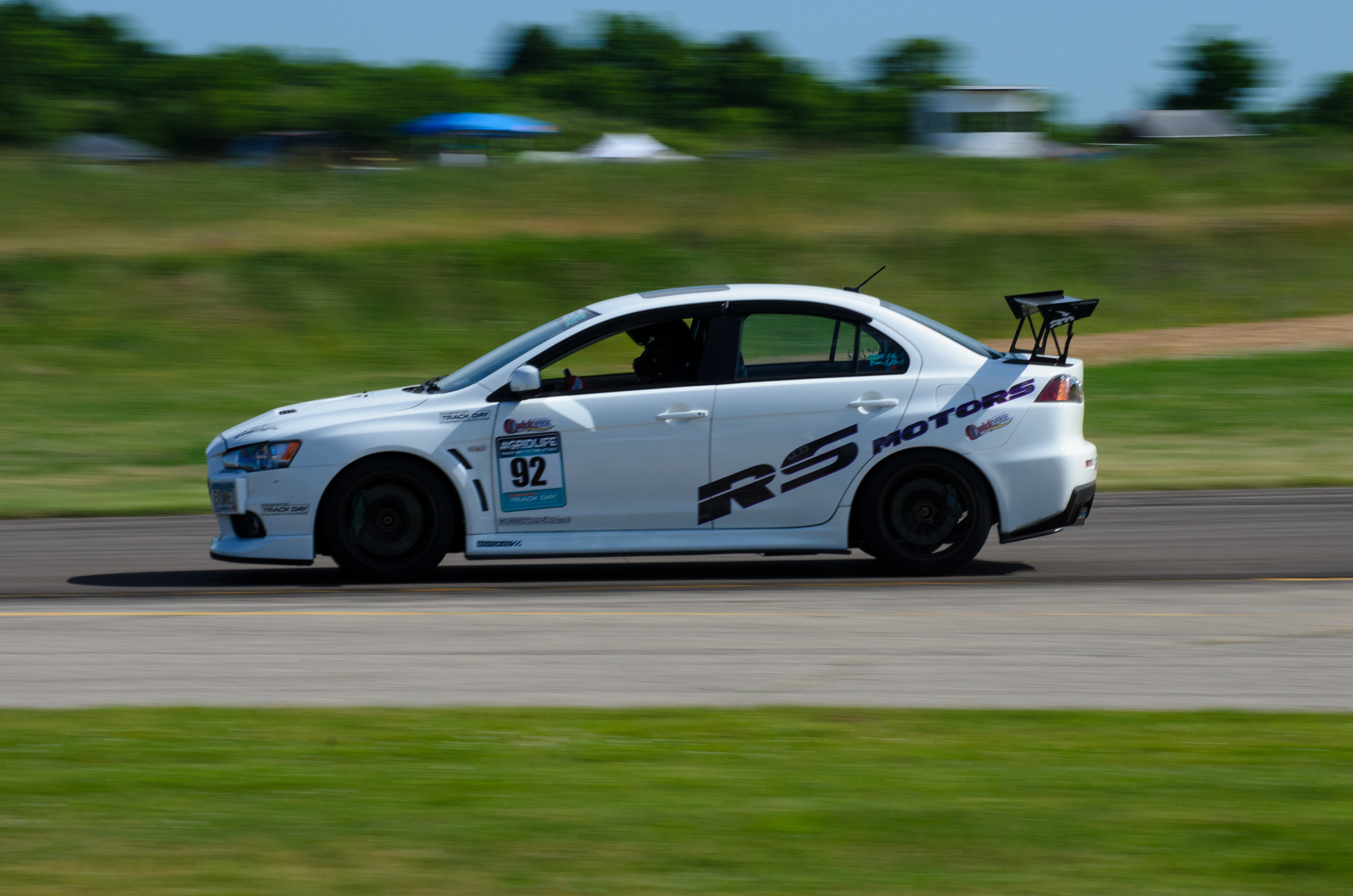 RS Motors  with another fast Evo, Thats starting to be a catch phrase. Maybe even a hashtag. This evo X clocked in a 1:41.066 #RSevo