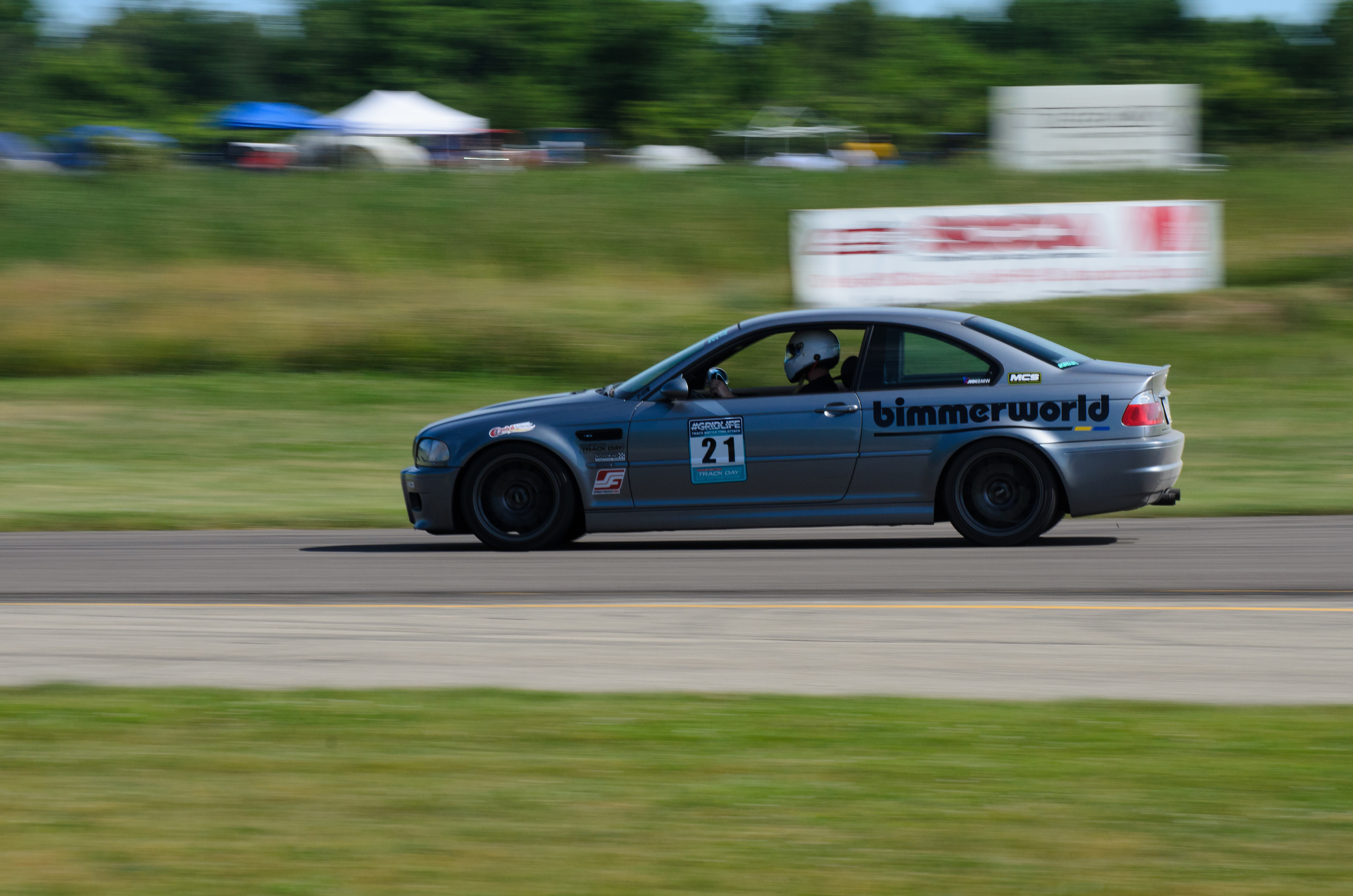 Yet another  RS Motors  car taking home a top 5 finish in Street Mod. This one is not an evo though, this M3 is piloted by Matt and put down a blazing time of 1:41.898.
