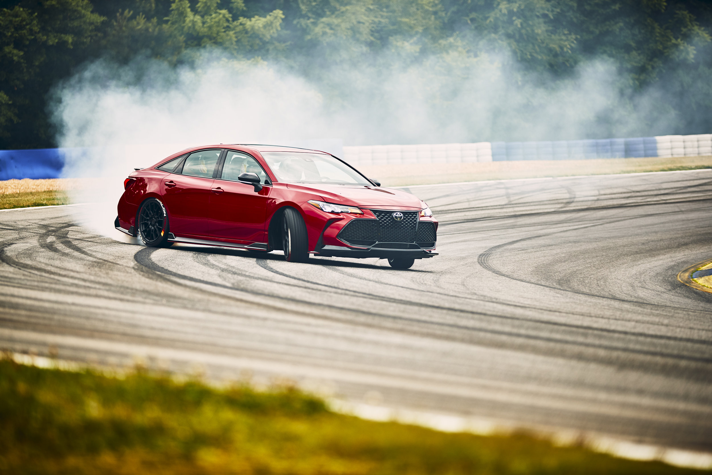 Formula Drift Pro, Ken Gushi, will be racing the TRD Avalon Pro in Time Attack at the #GRIDLIFE ATL Festival
