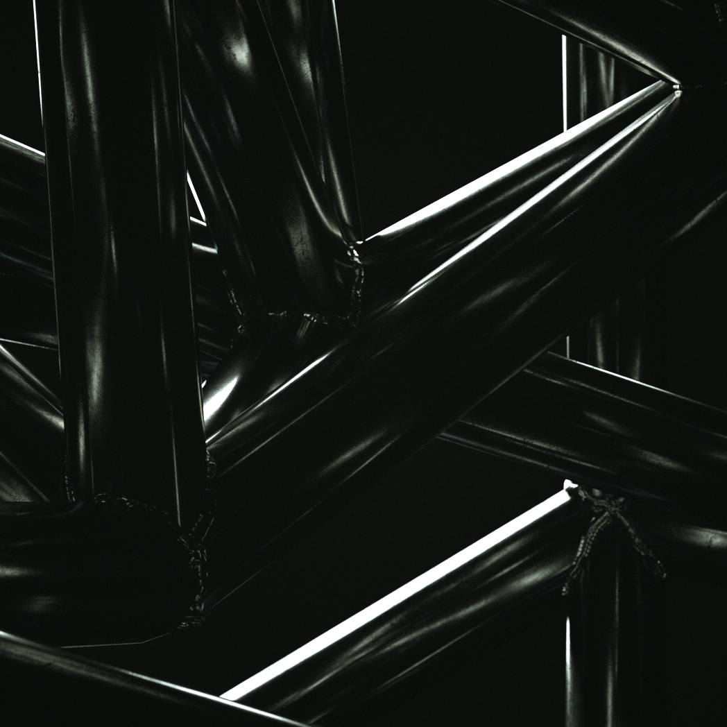 Weld Net Houdini Setup - In this pretty early exploration into Houdini, I was looking to create a procedural setup for adding weld beading along edges of intersecting geometries. Download .hip Here