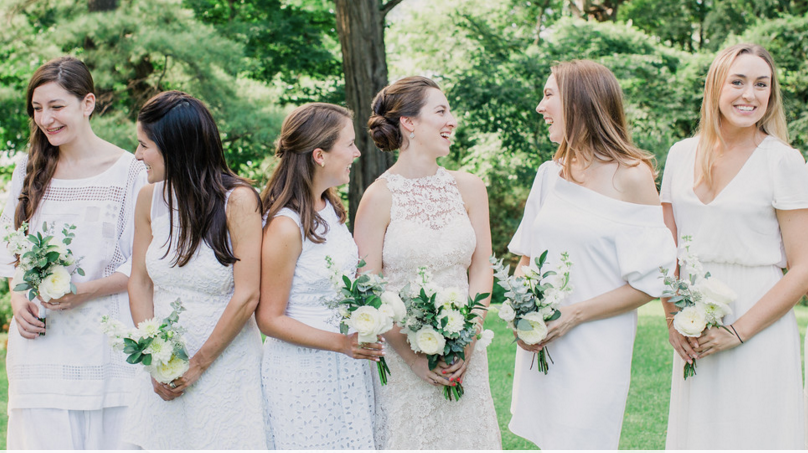Claire and Luke Murphy Wedding: Floral Designer